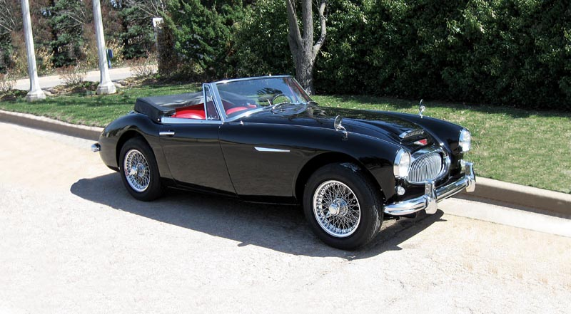 1964 Austin Healey 3000 MKIII Roadster