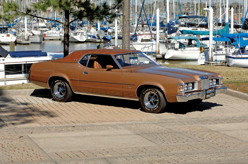 1973 Mercury Cougar XR-7 Coupe