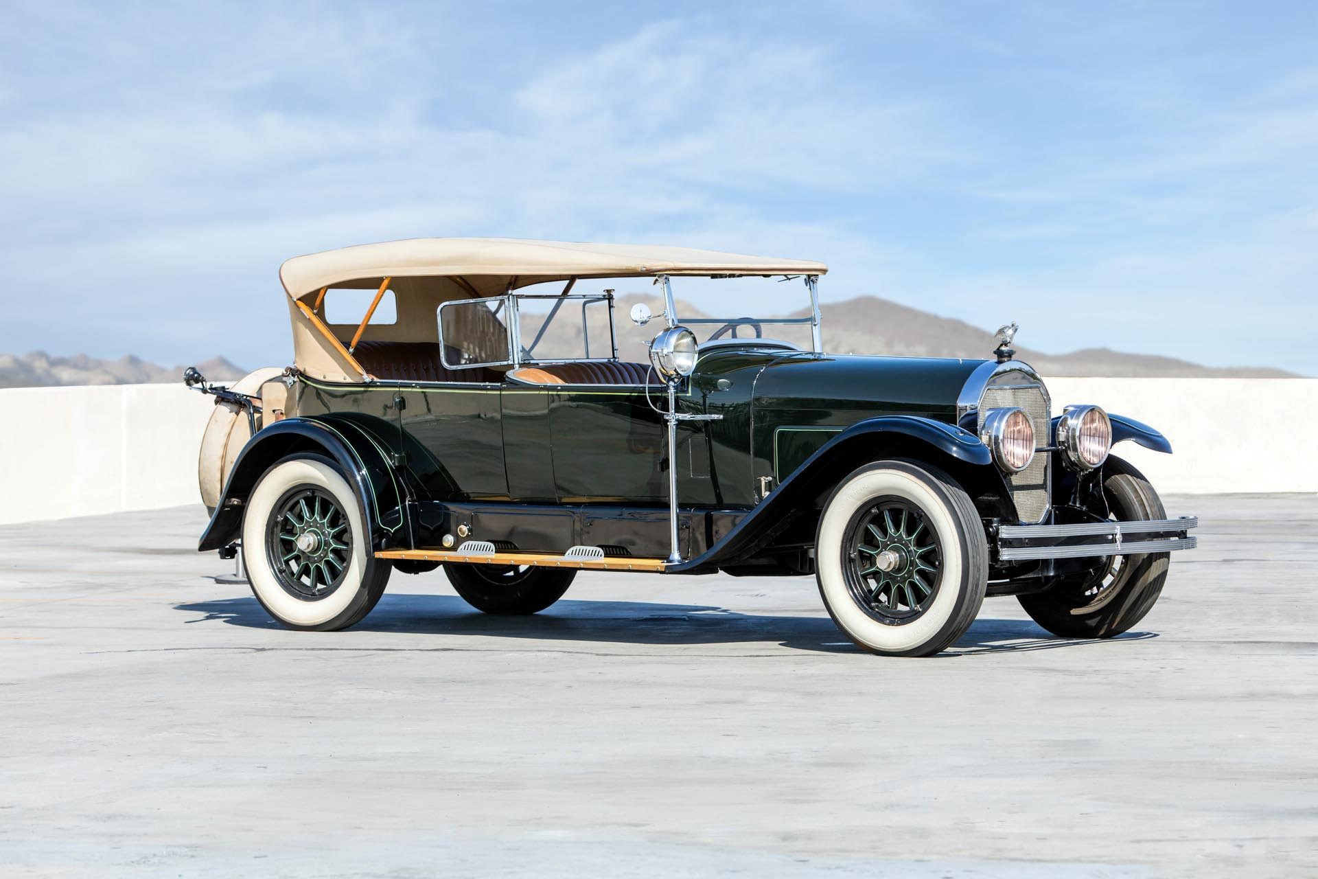 1927 Locomobile Model 90 Sportif