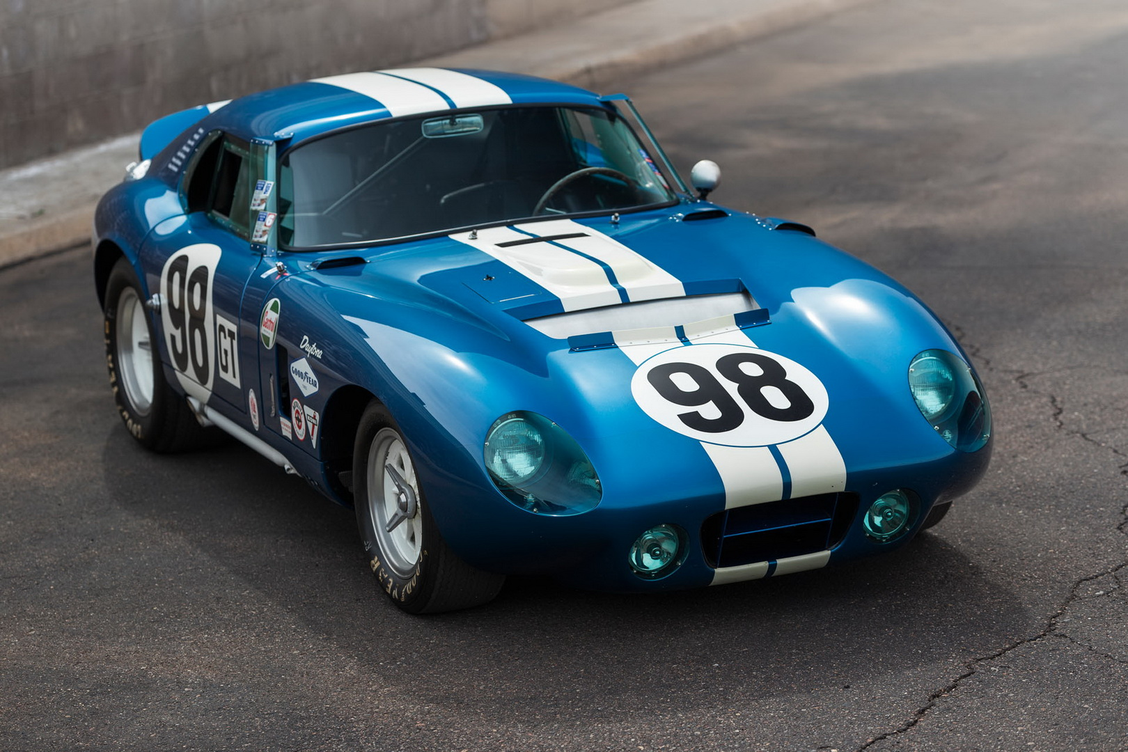 1965 Shelby Cobra Daytona Coupe CSX 2469