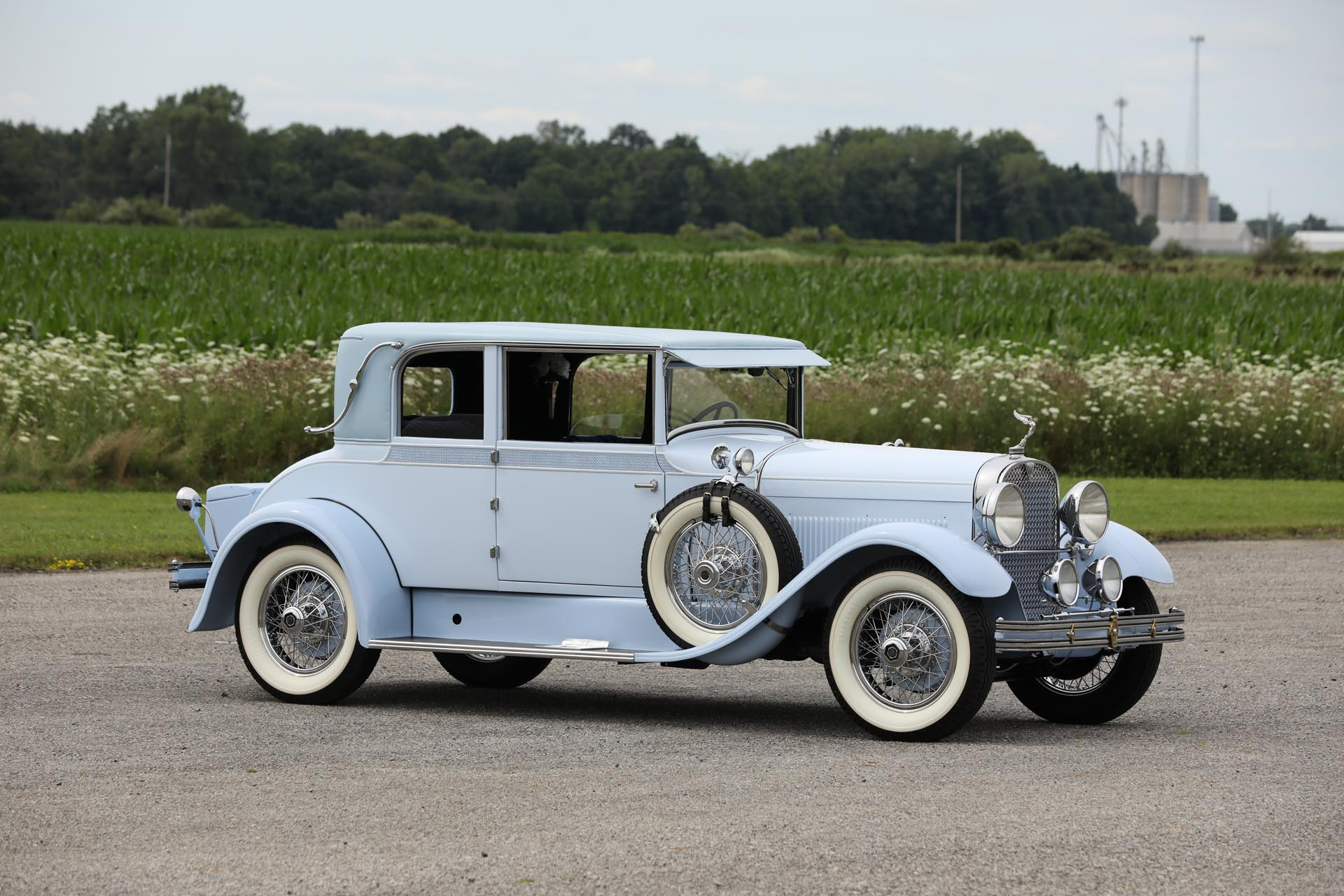 1928 Hudson Super Six Series O Victoria