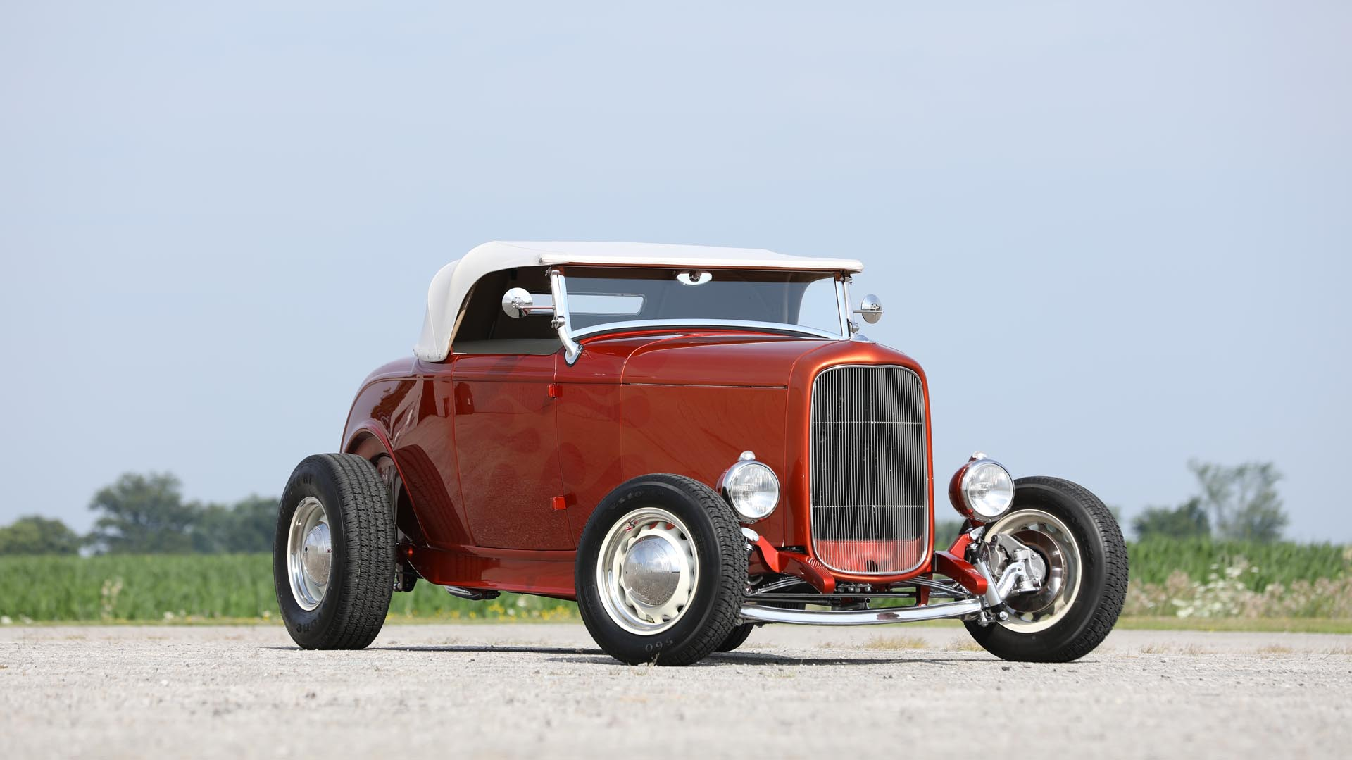 1932 Ford 'High Boy' Roadster