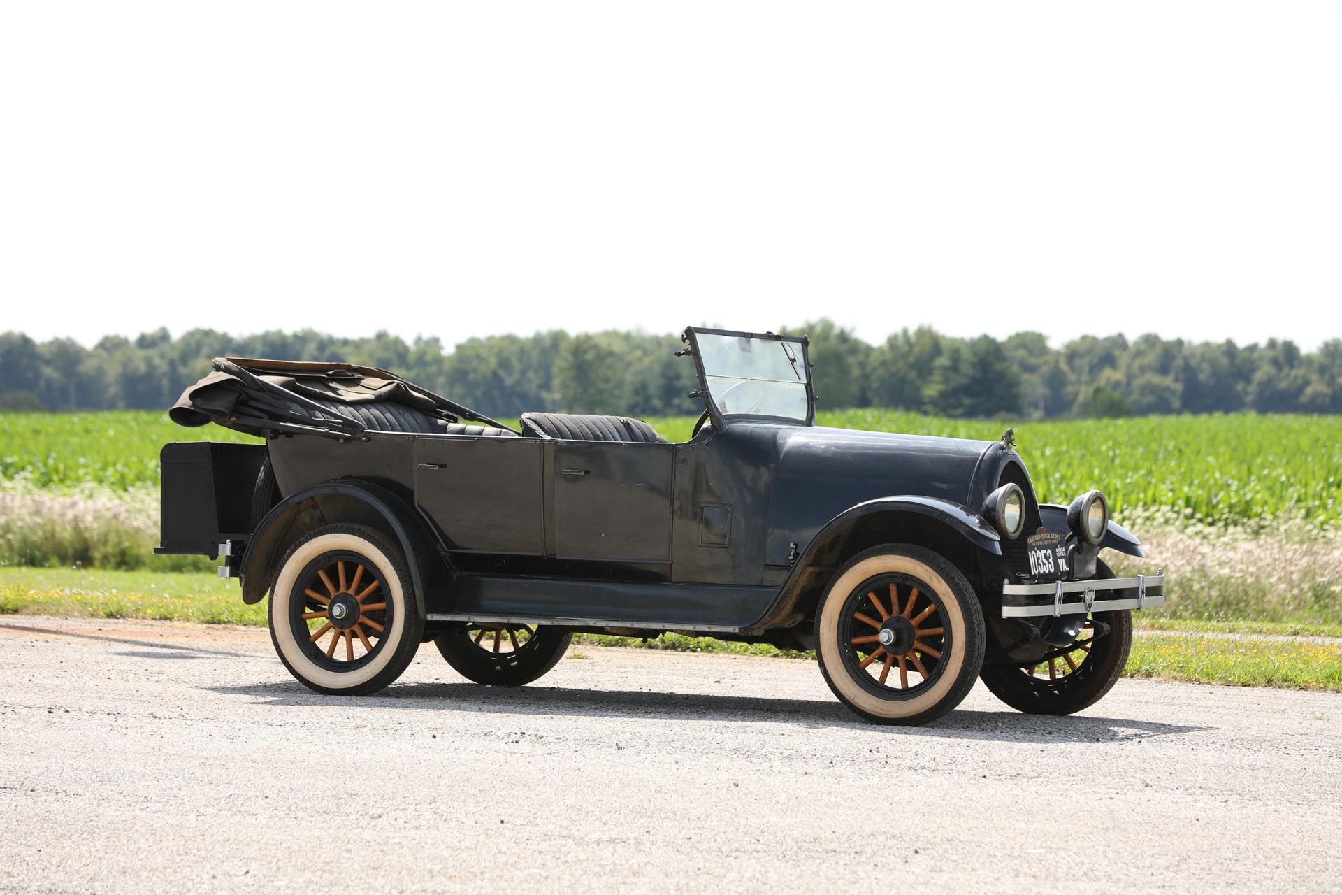 1925 Franklin 10C Touring