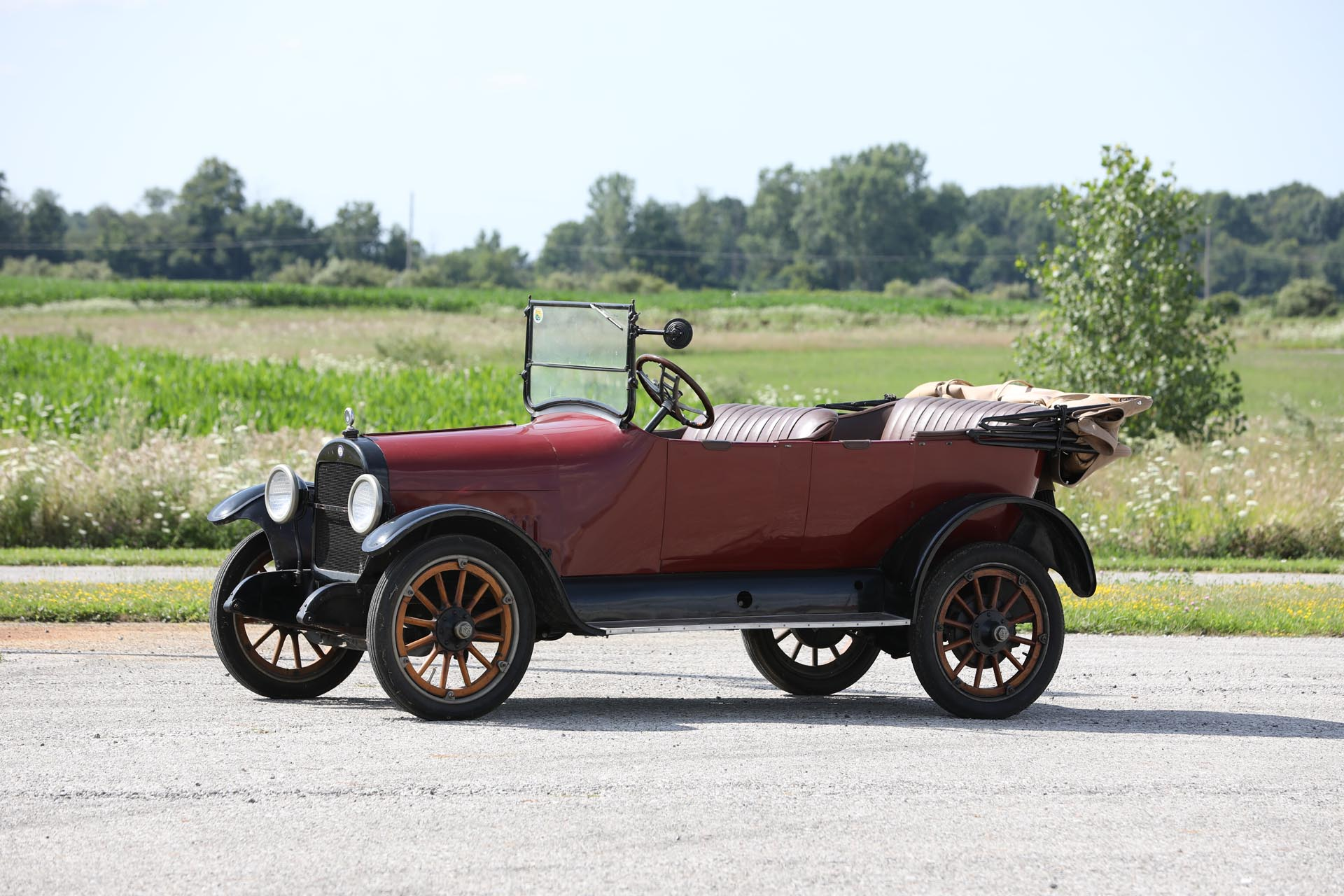 1920 Gray-Dort Model 15 Touring