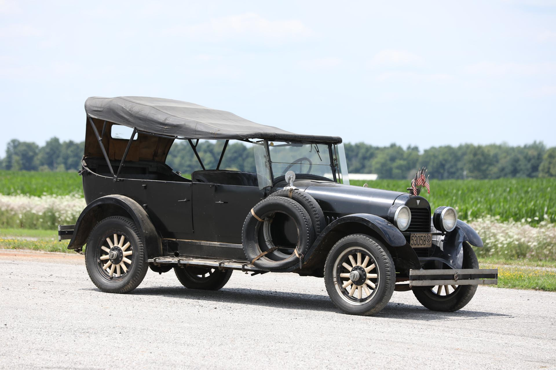1923 Hudson Super-Six Touring