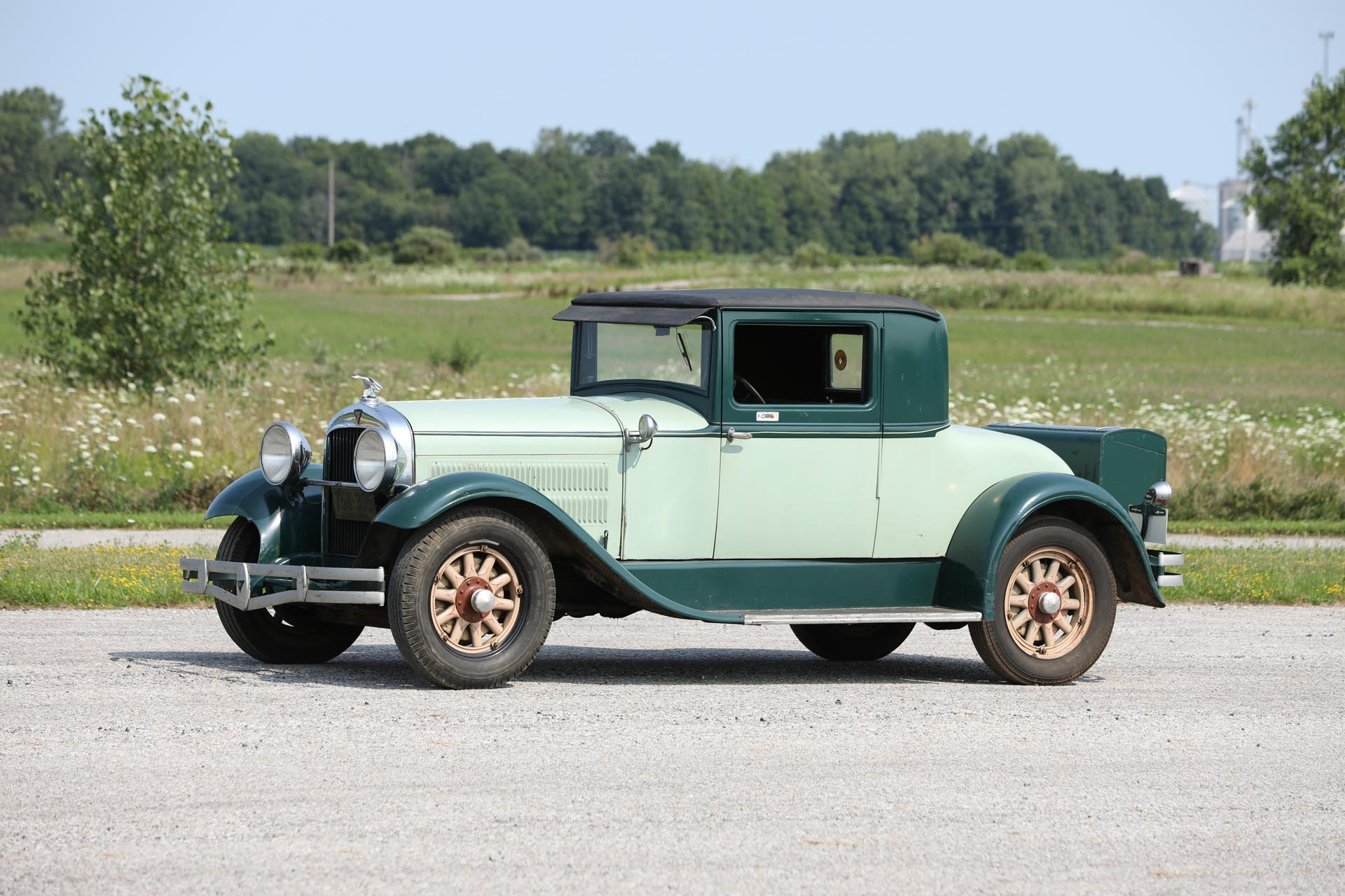 1929 Hudson Super Six Sport Coupe