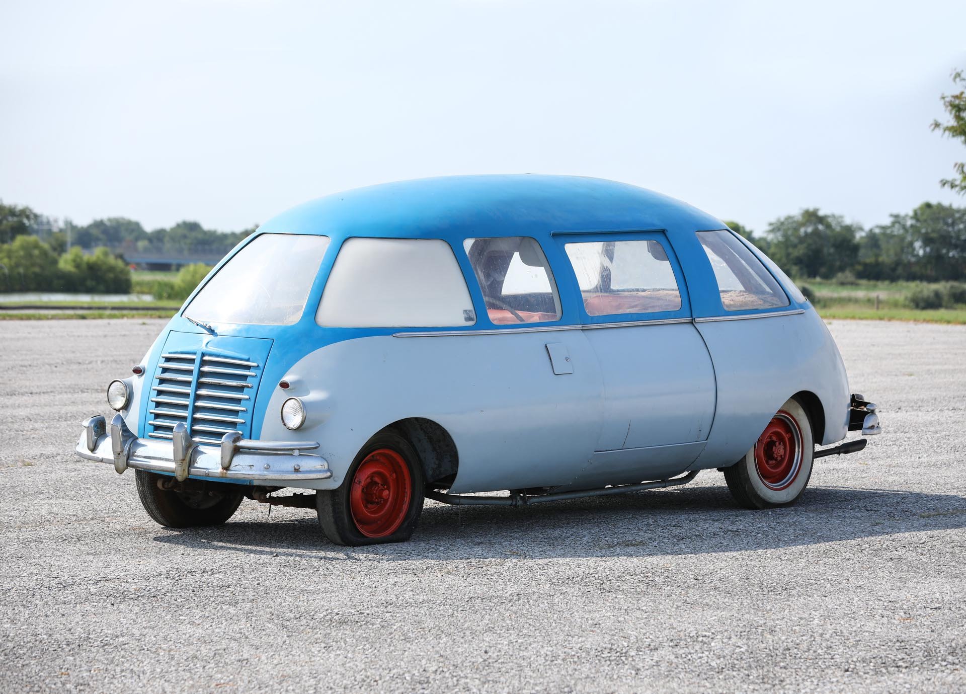 1945 Surlesmobile Streamliner
