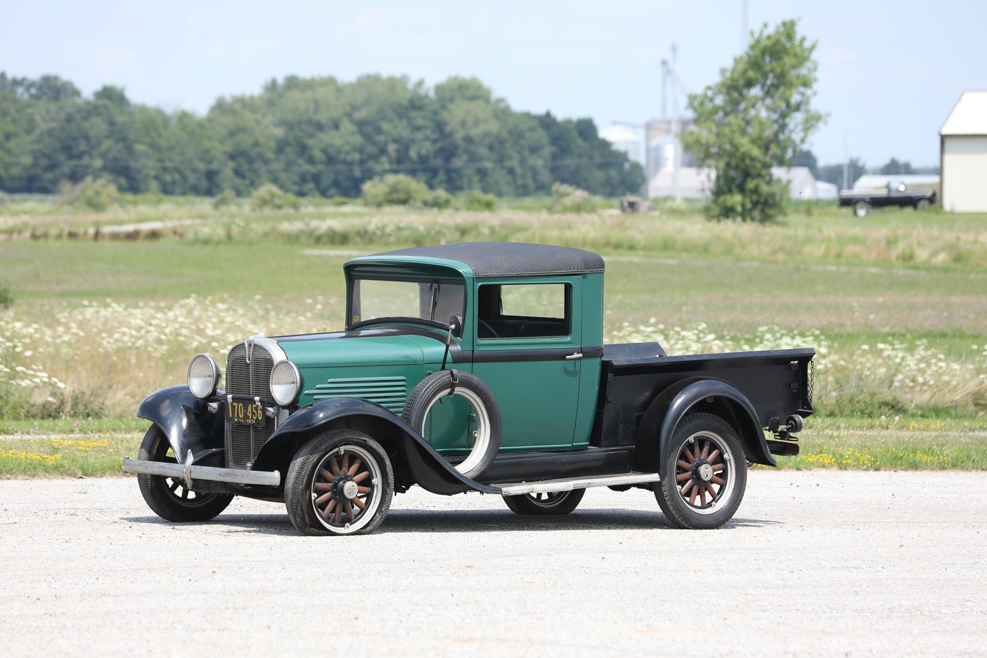 1931 Willys Six C-113 Pickup