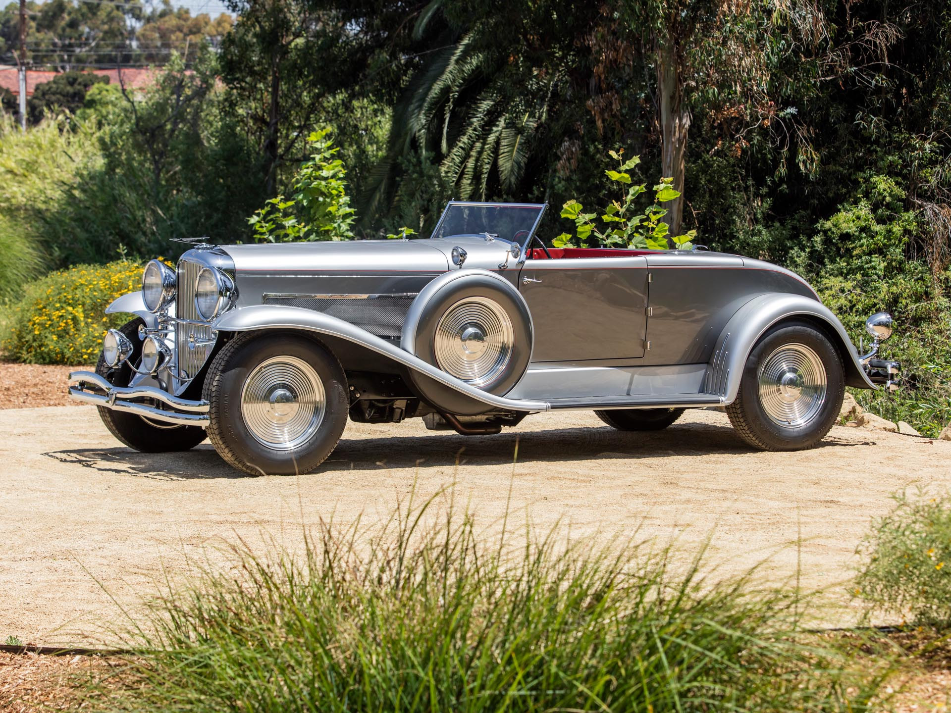 2007 Duesenberg II  'Murphy Disappearing-Top' Roadster
