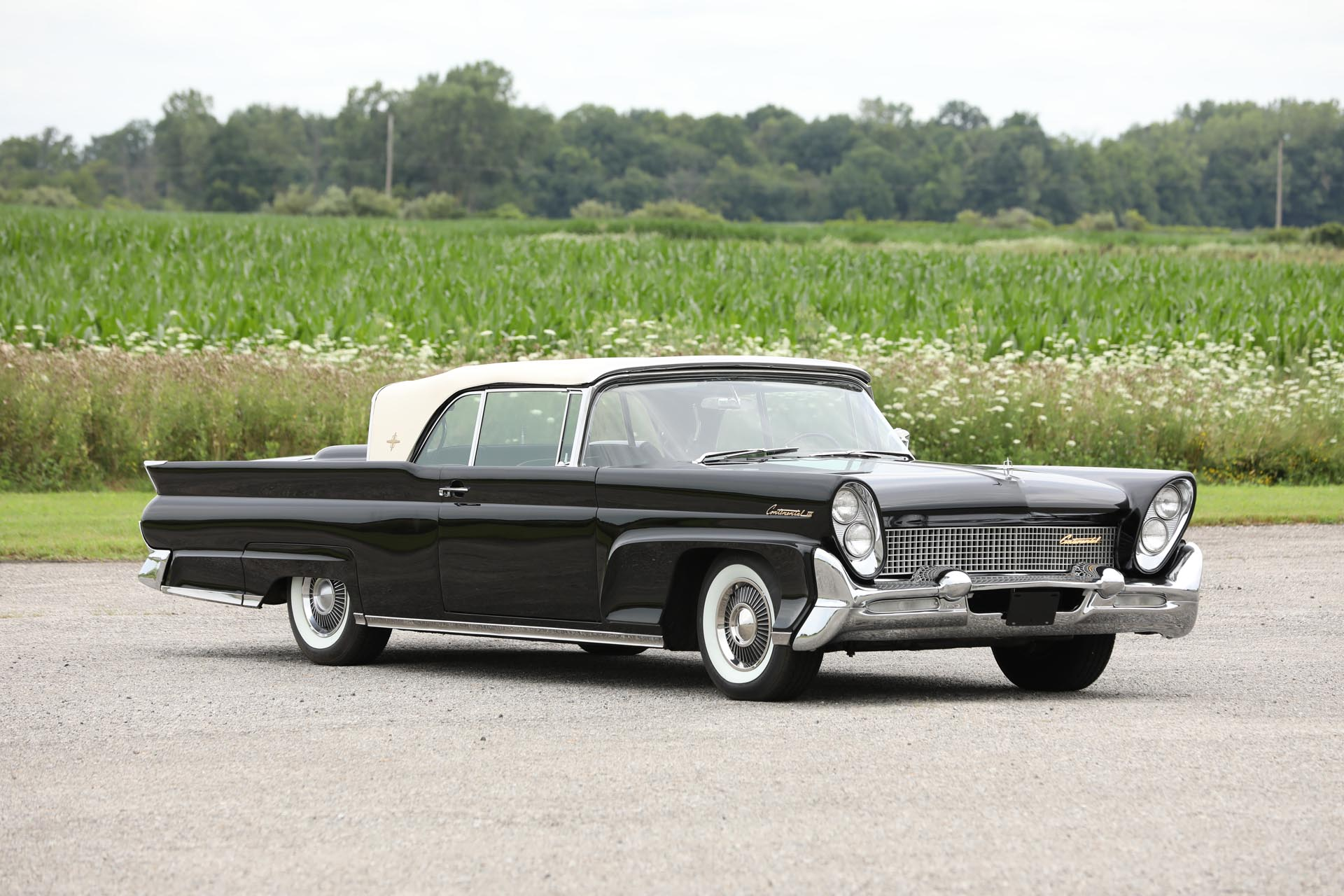 1958 Lincoln Continental MK III Convertible