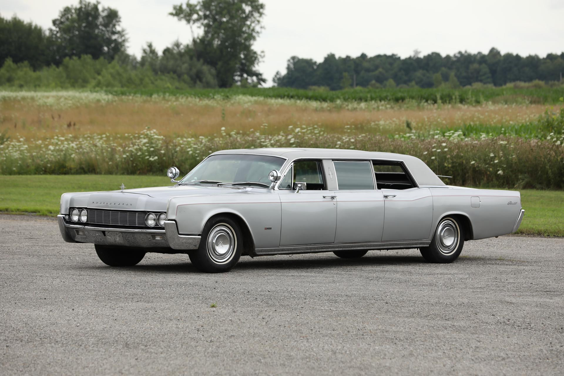1967 Lincoln Continental Lehmann-Peterson Limousine
