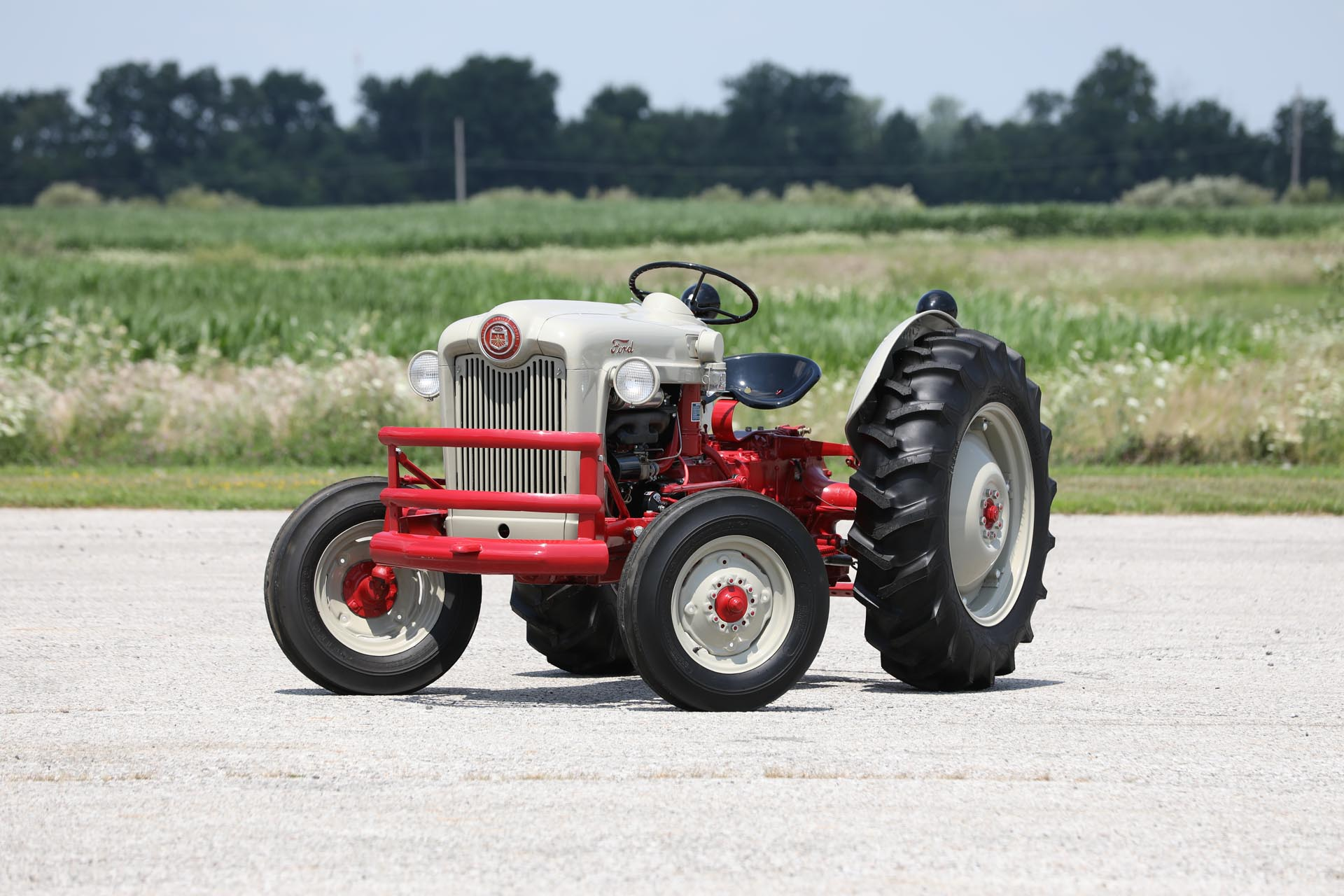 1953 Ford Golden Jubillee Tractor