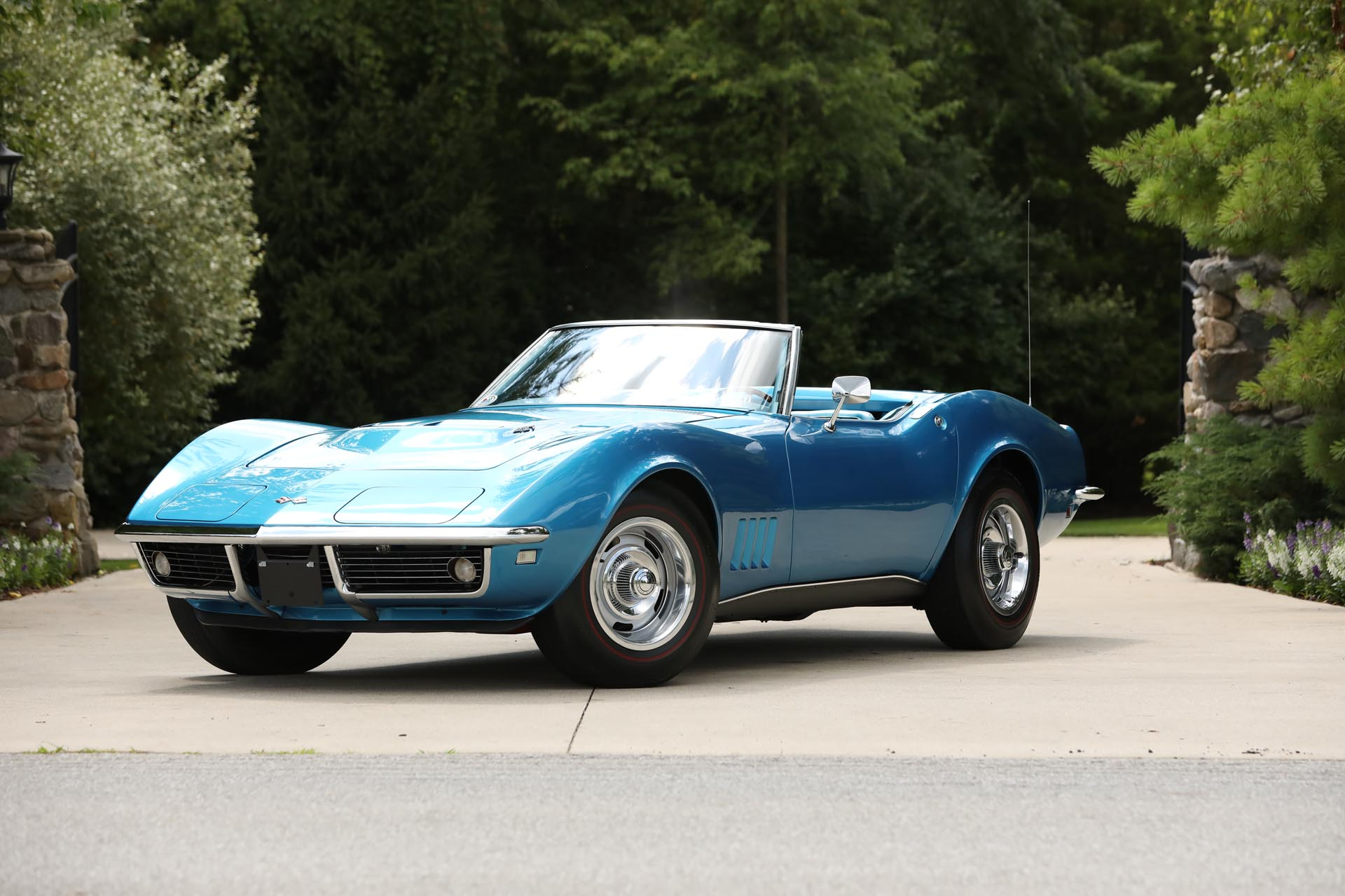 1968 Chevrolet  Corvette 427/435 Roadster
