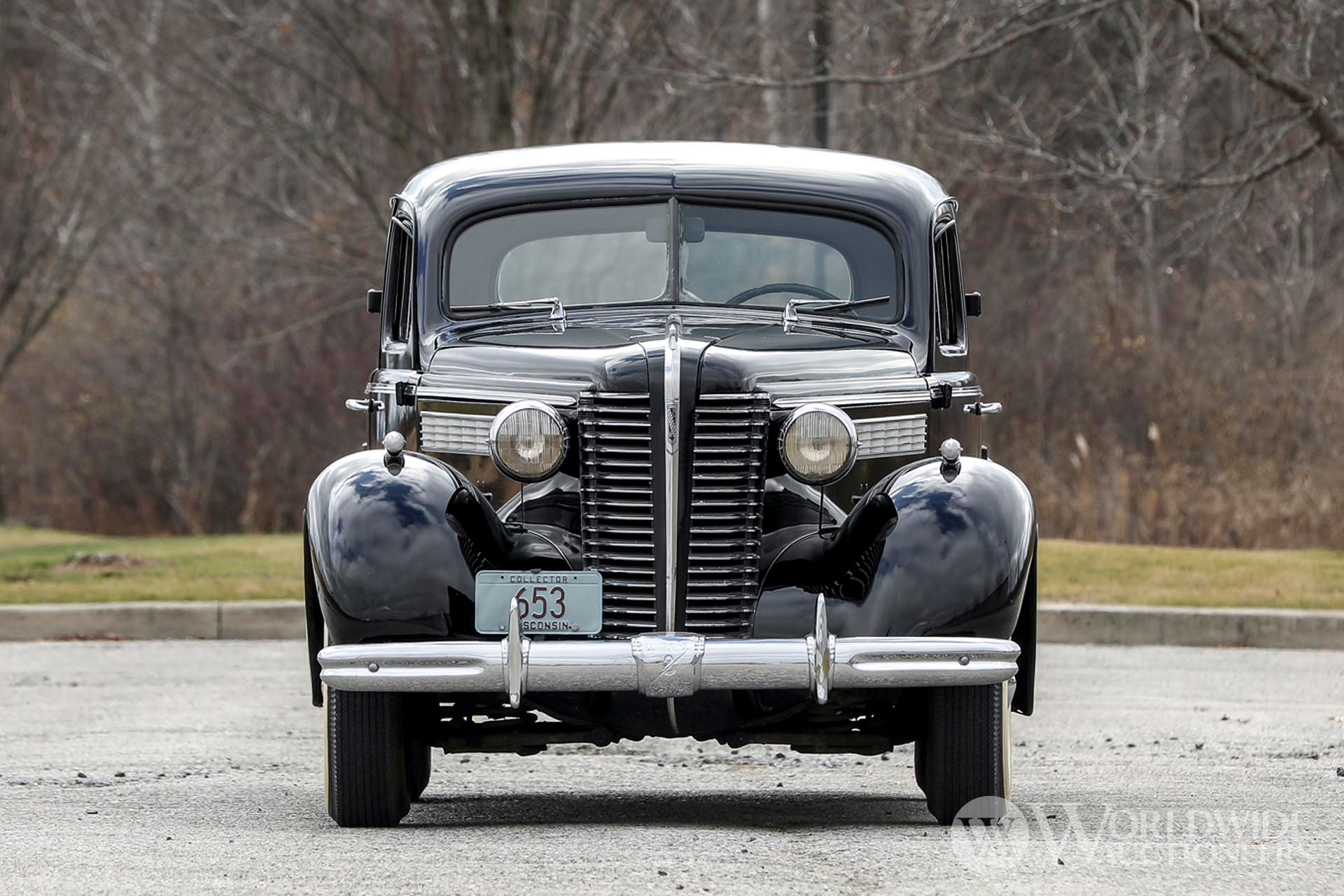 1940 Buick  Special Series 40 Business Coupe