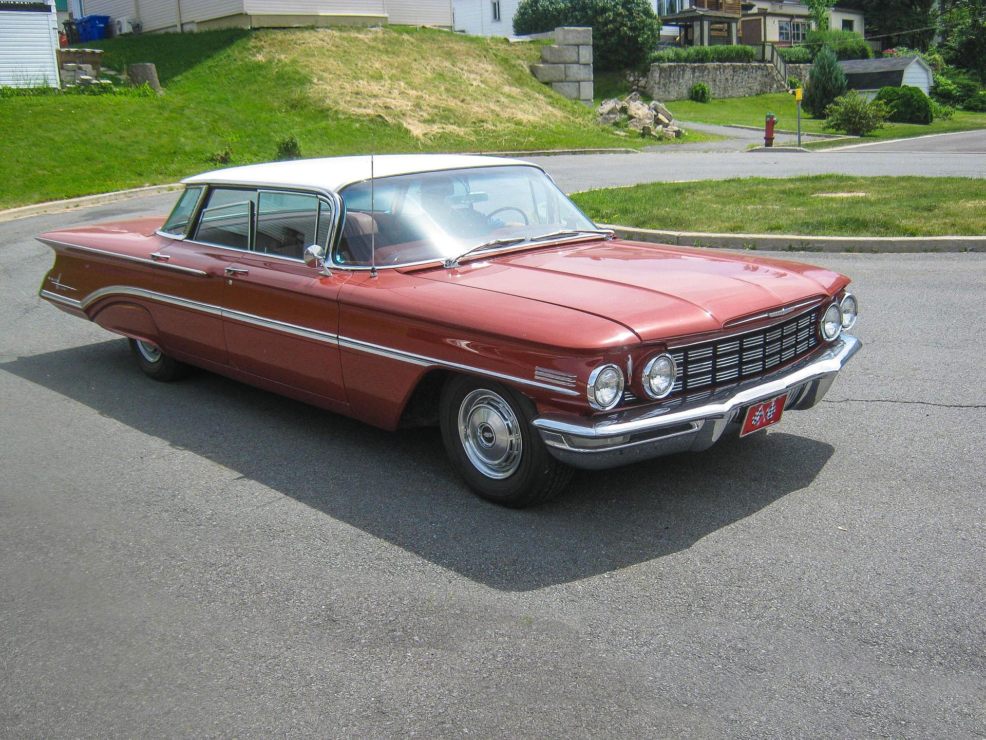 1960 Oldsmobile 98 Holiday Sport Sedan