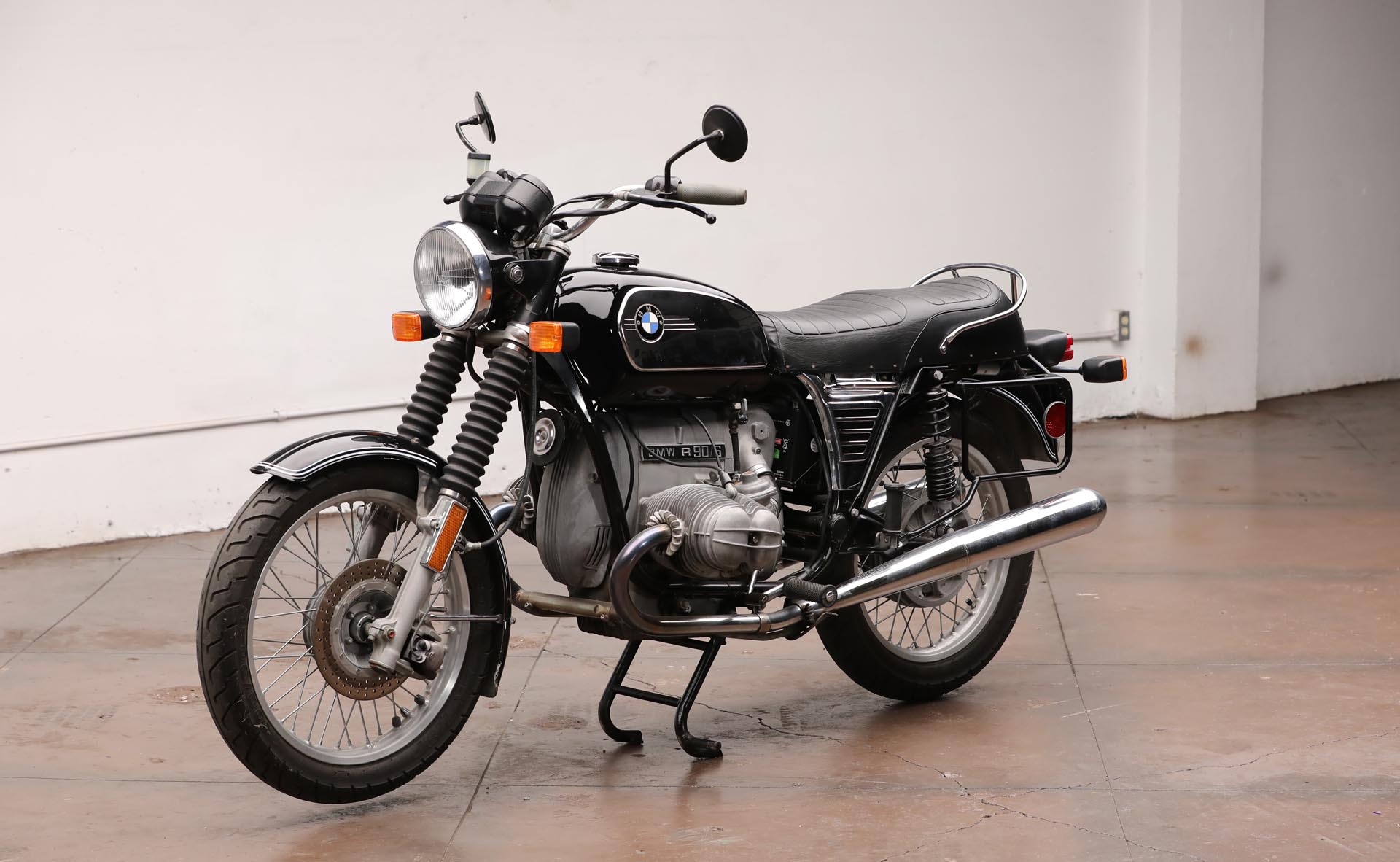 1975 BMW R/90/6 Motorcycle