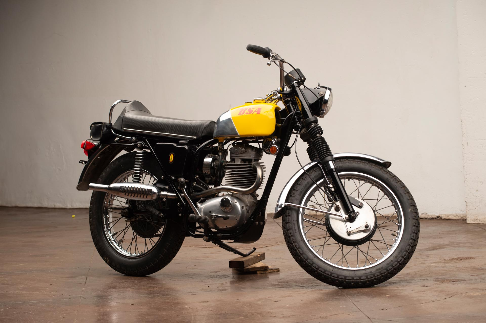 1970 BSA Victor 441 Special Motorcycle