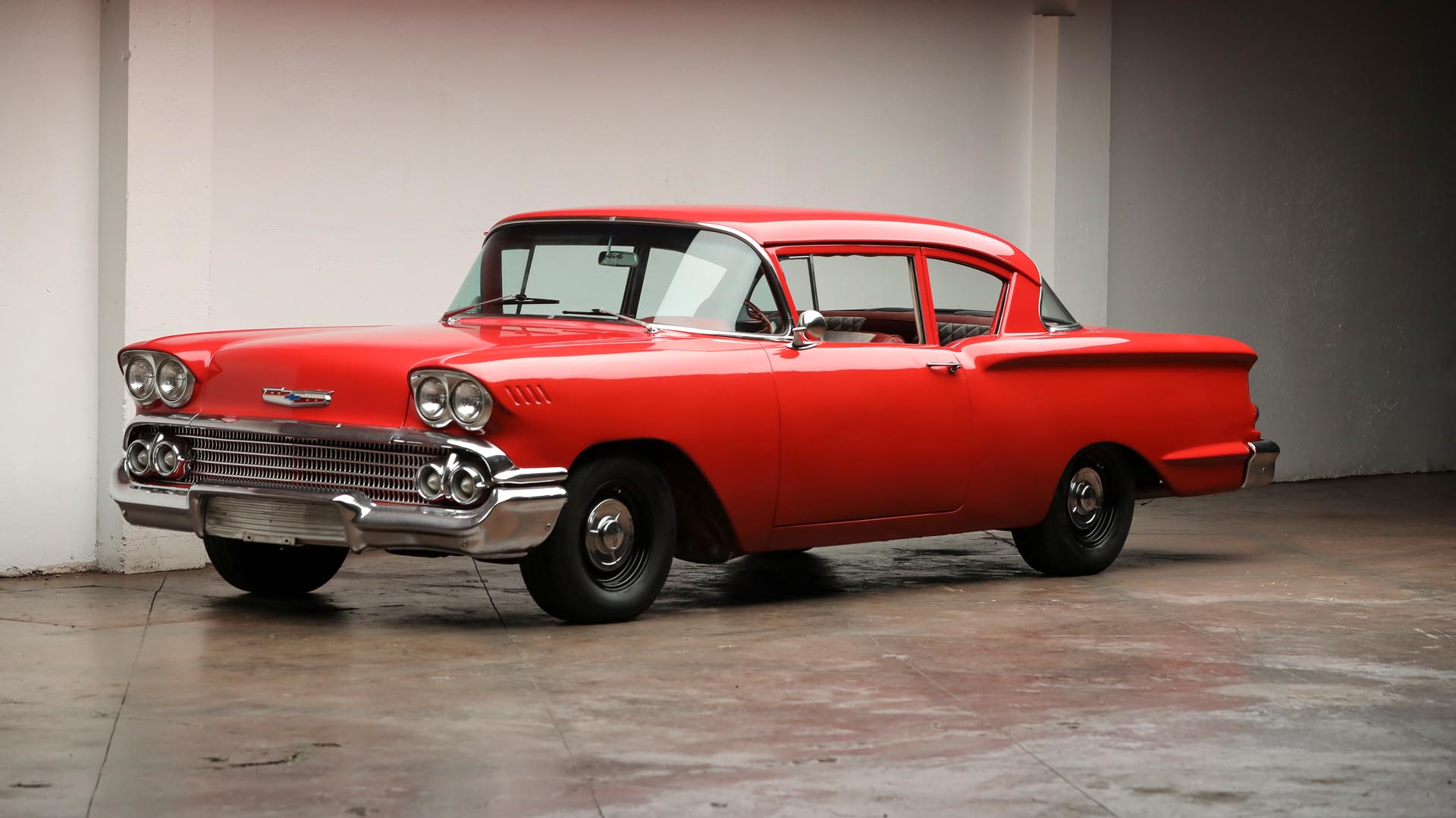 1958 Chevrolet  Delray Two-Door Sedan