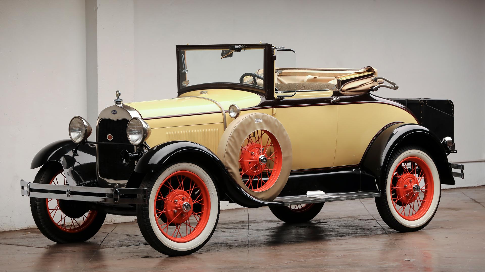 1929 Ford Cabriolet Model A Convertible