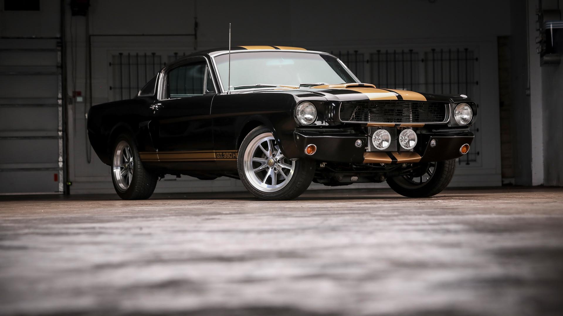 1965 Ford Mustang Fastback Hertz Tribute