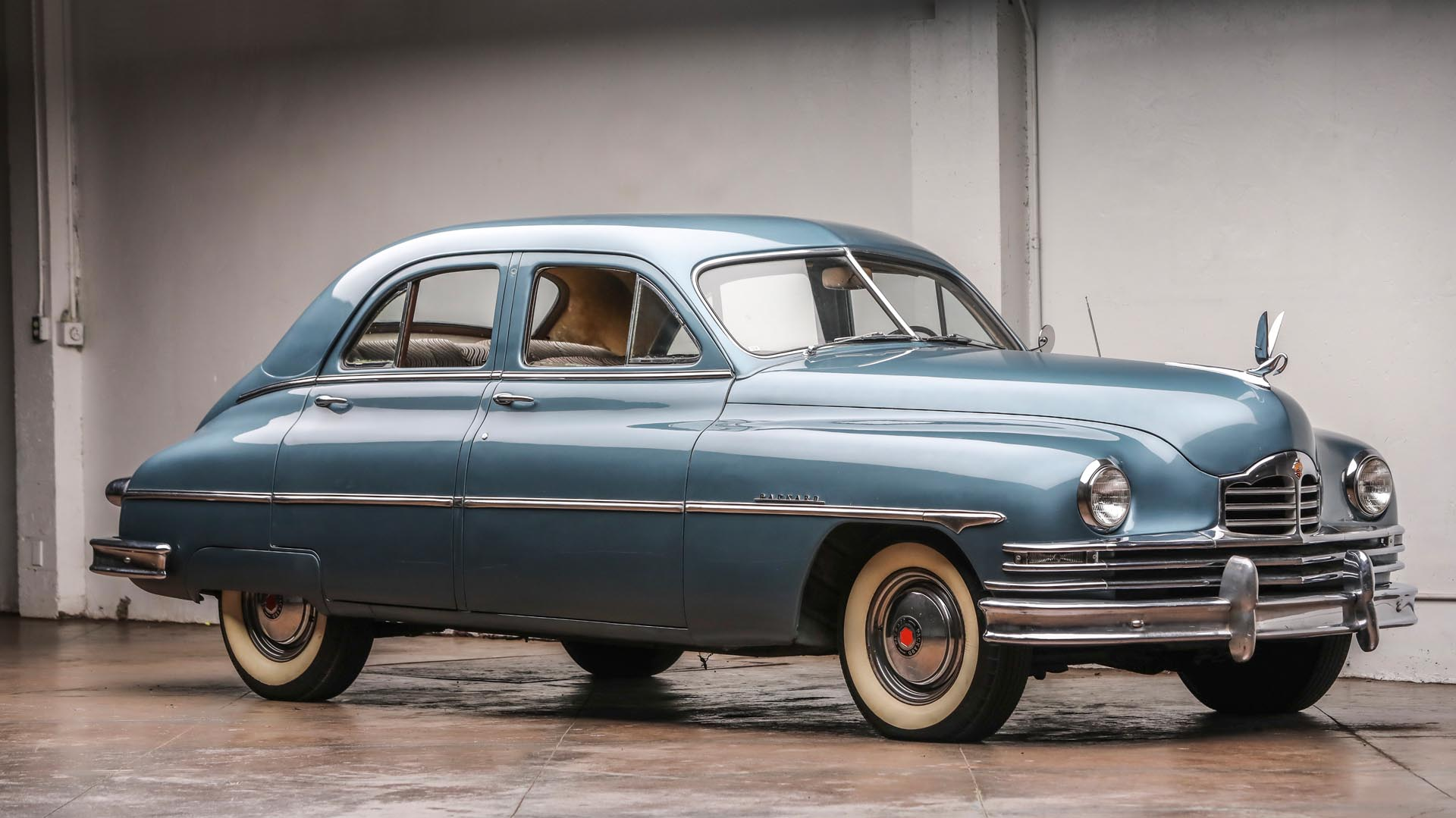 1950 Packard Eight Deluxe Sedan