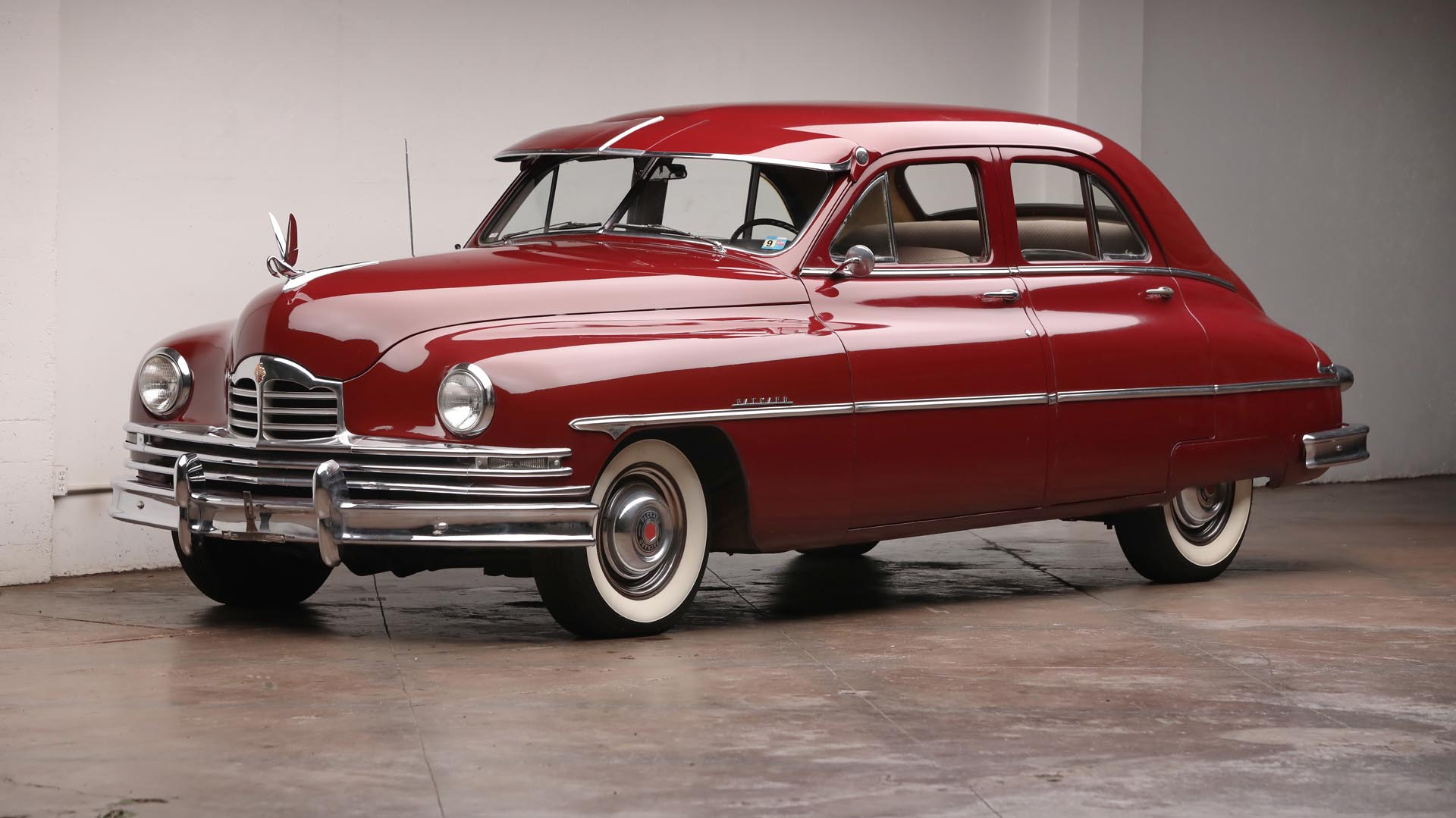 1950 Packard Eight Standard Sedan