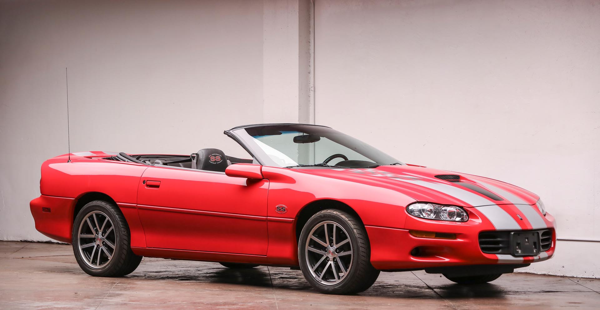 2002 Chevrolet  Camaro 35th Anniversary SS Convertible