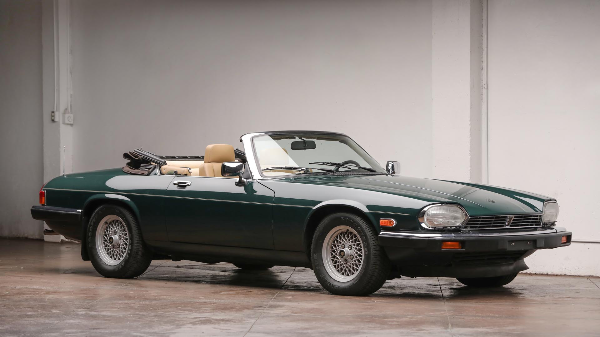 1990 Jaguar XJ-S Convertible