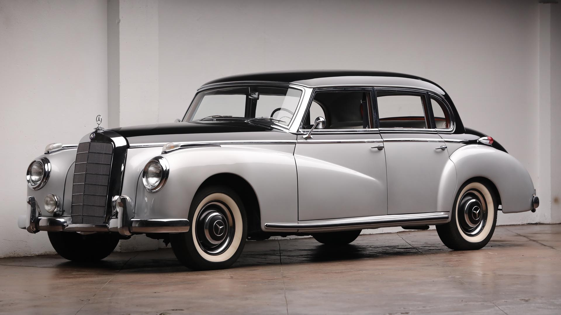 1952 Mercedes-Benz 300a 'Adenauer' Sedan