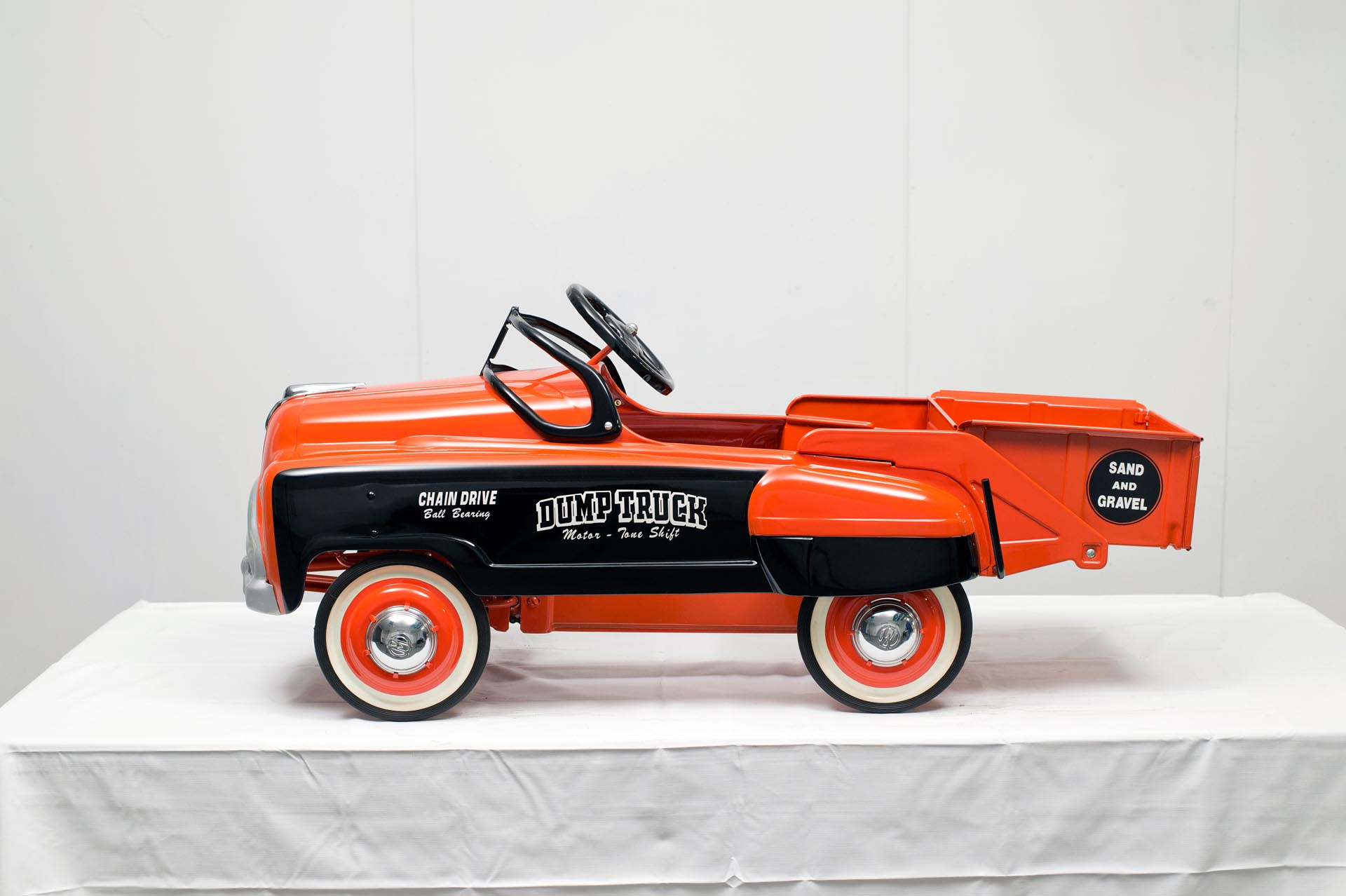 1950 Murray Dump Truck Pedal Car