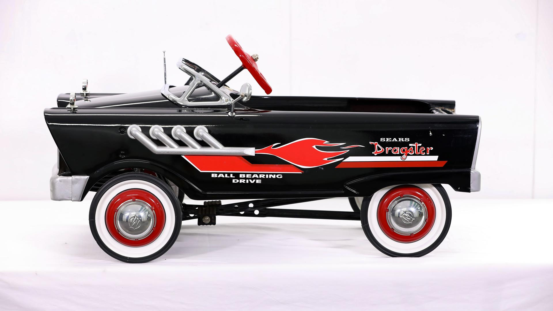 1960s Murray Sears Dragster Pedal Car