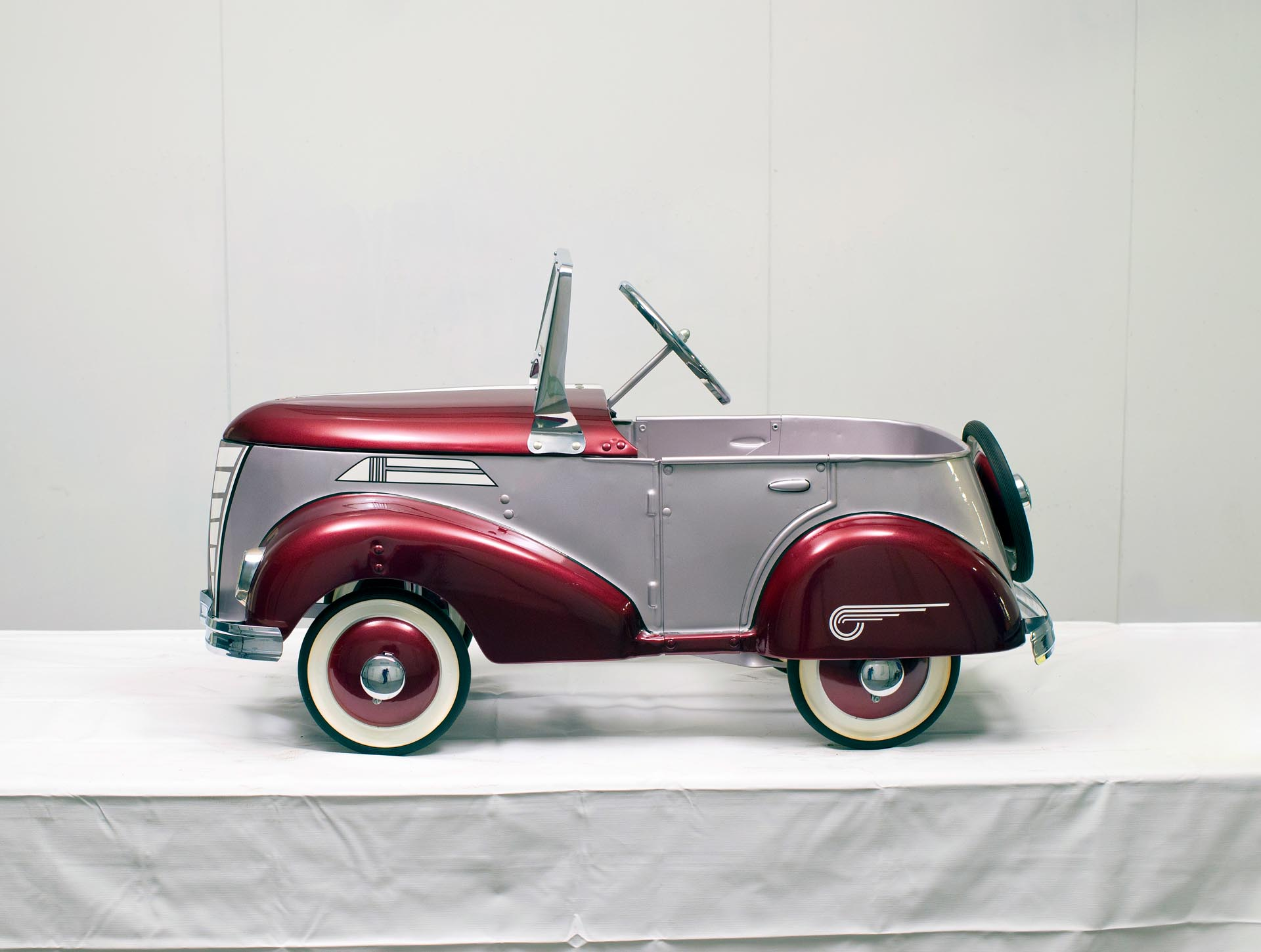 1930s Steelcraft Pedal Car