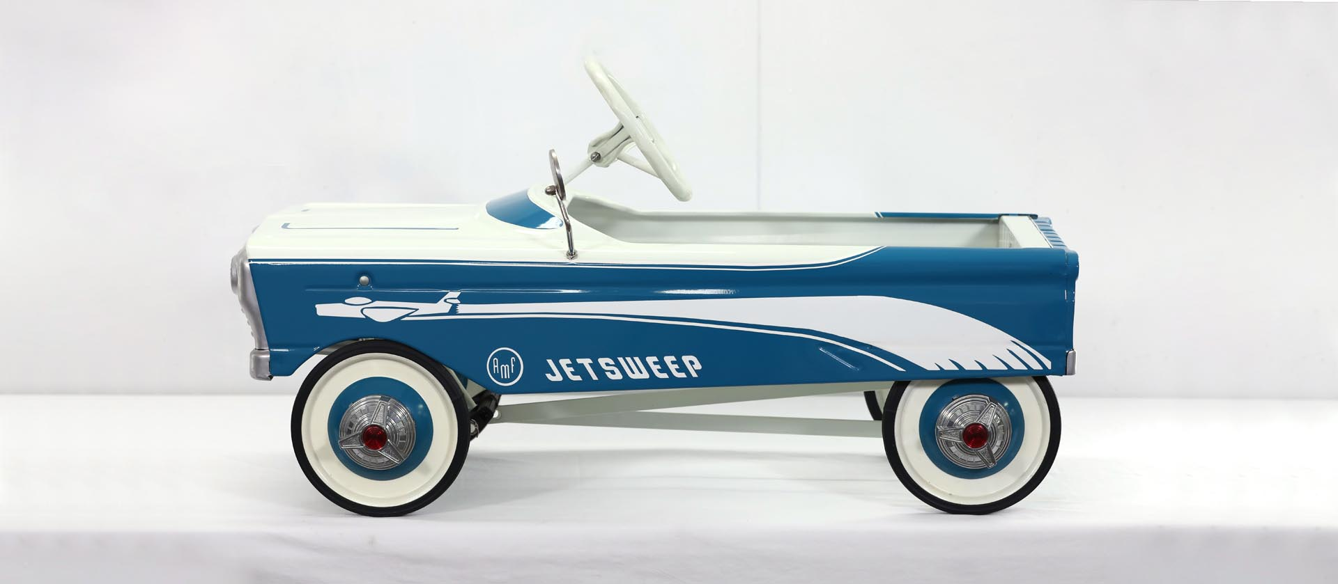 1960s Murray Jet Sweep Pedal Car