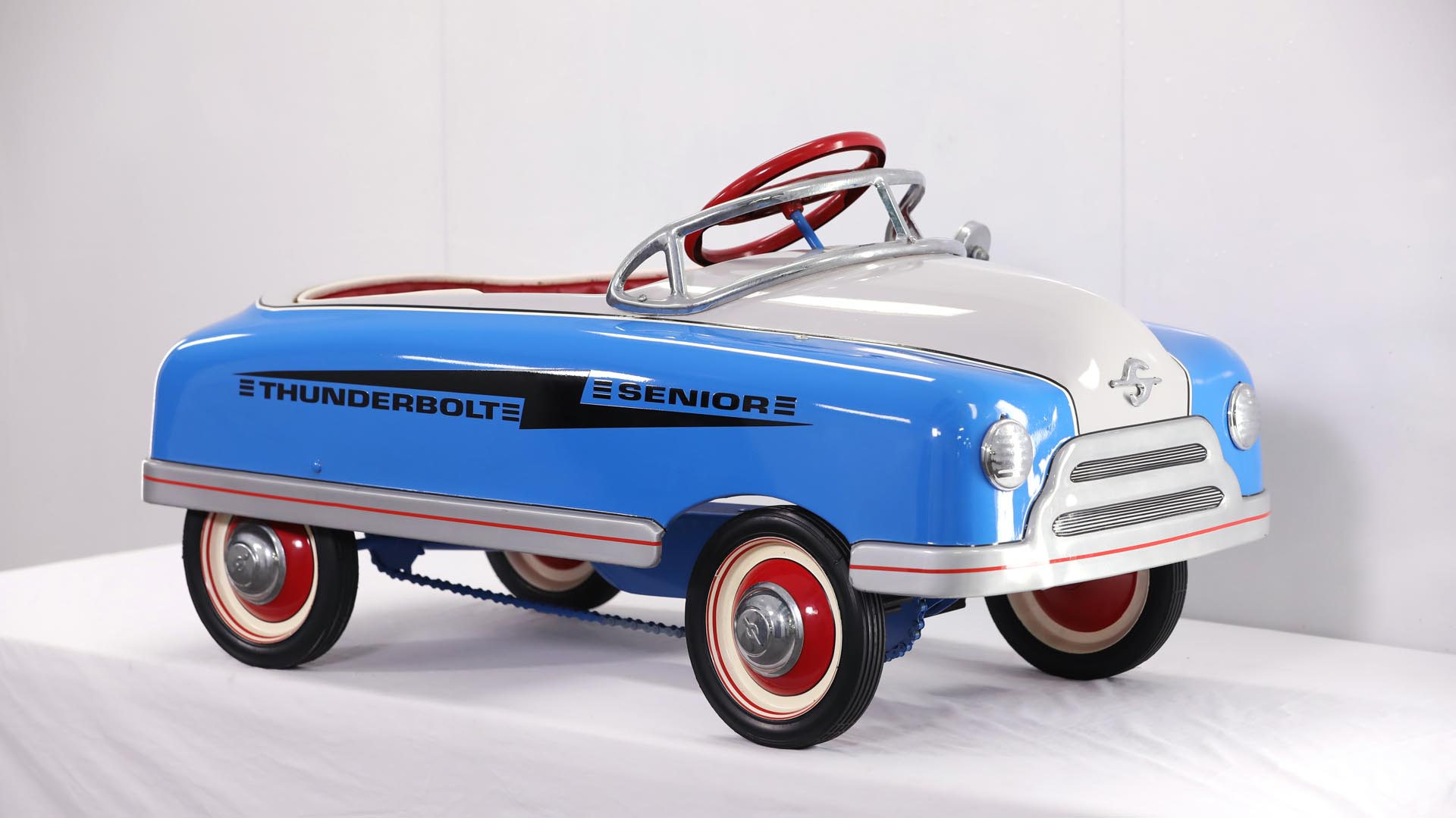 1950s BMC Thunderbolt Senior Pedal Car