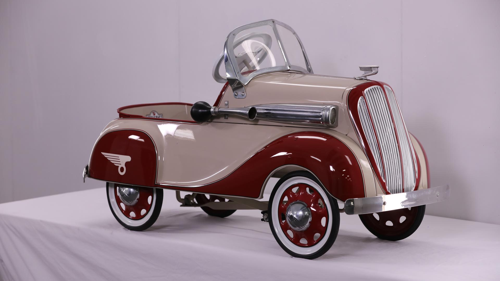 1930s Steelcraft Roadster Pedal Car