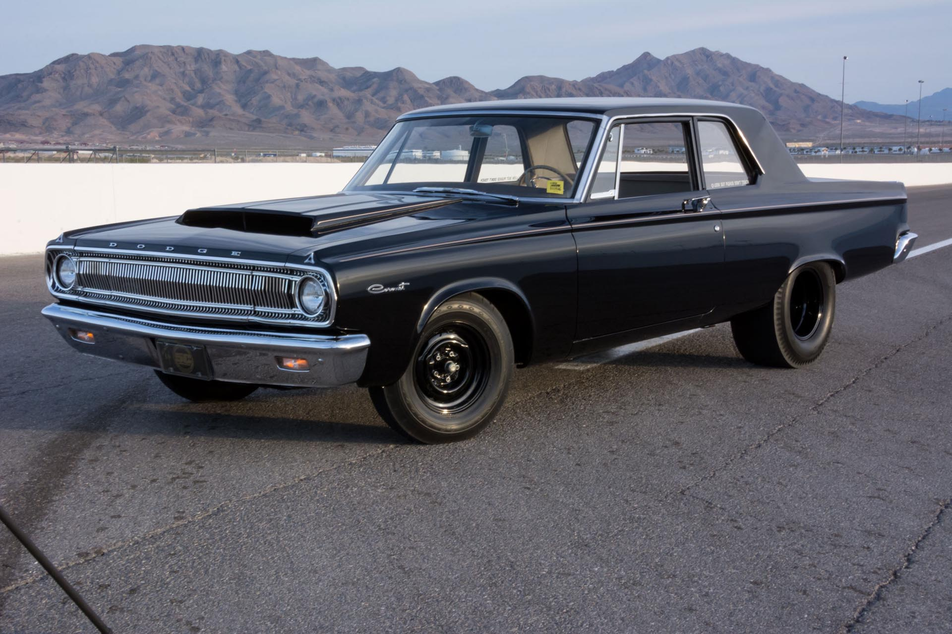 1965 Dodge  Coronet A990 Lightweight Hemi-Charger