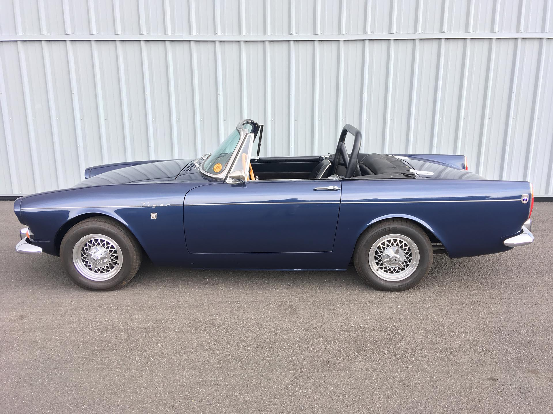 1966 Sunbeam Tiger MKI Roadster