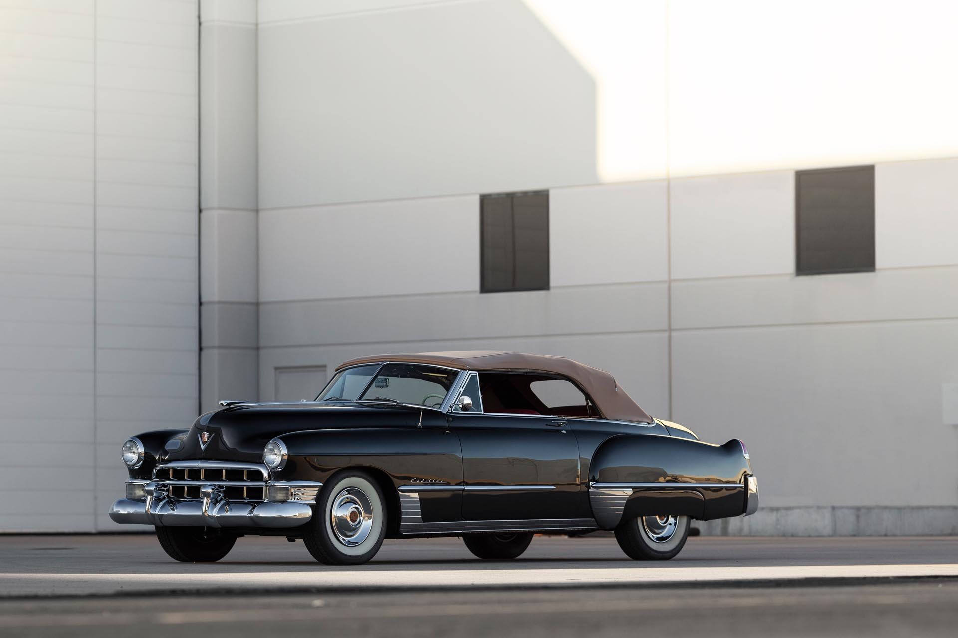 1949 Cadillac  Series 62 Convertible Coupe