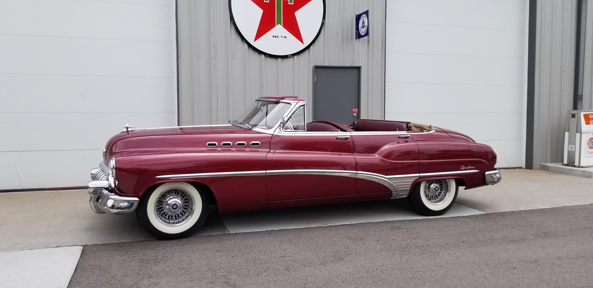 1950 Buick  Roadmaster Convertible Custom