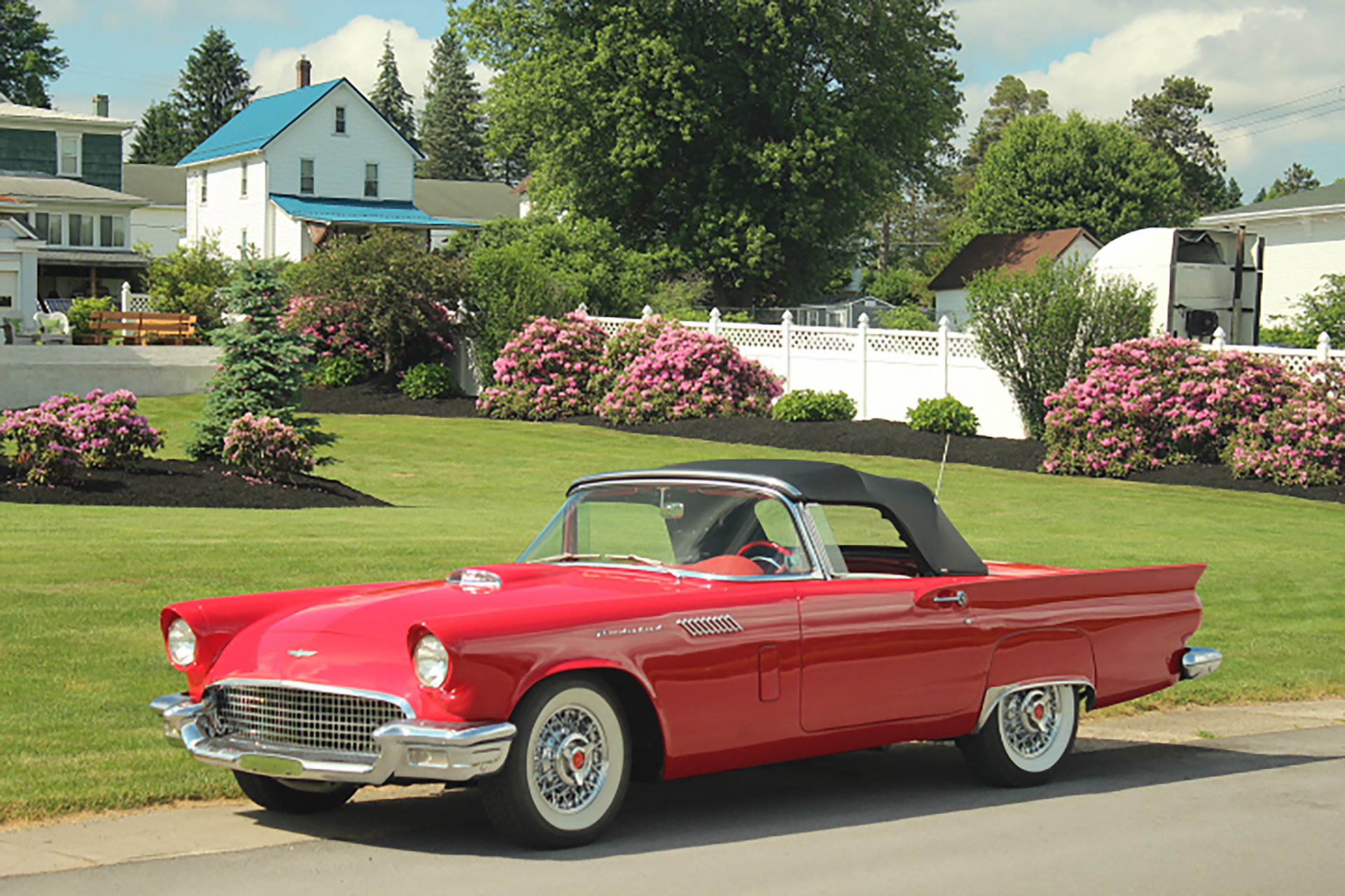 1957 Ford Thunderbird Roadster