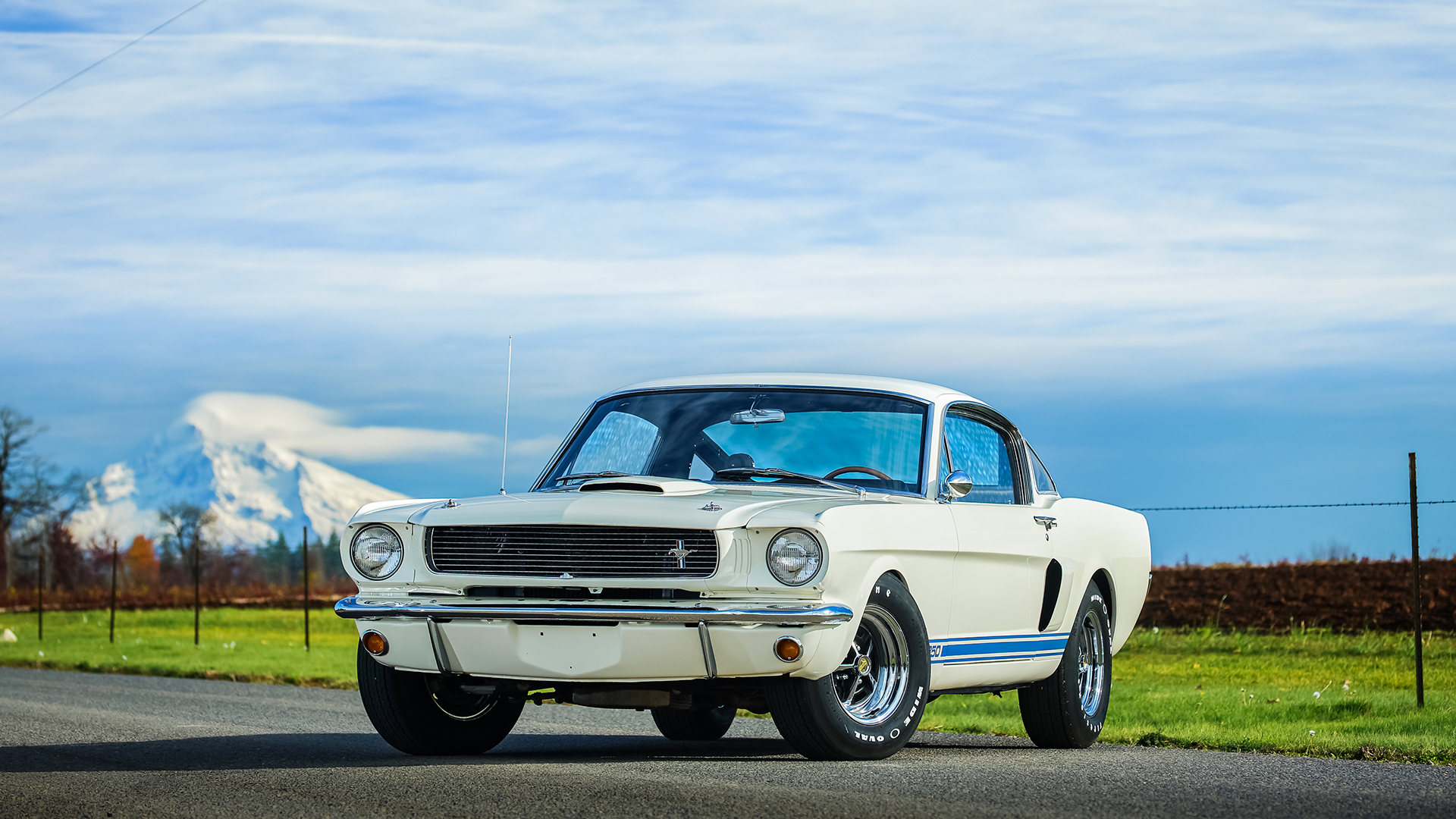 1966 Shelby GT350H 'Hertz' Fastback Coupe