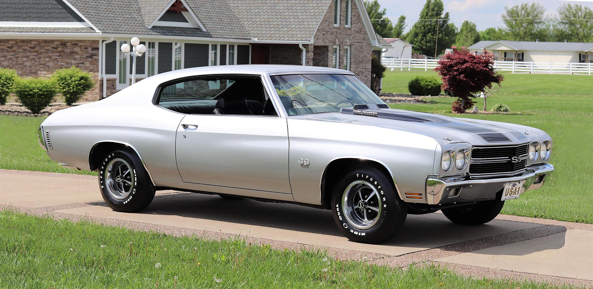 1970 Chevrolet  Chevelle SS 454 LS6