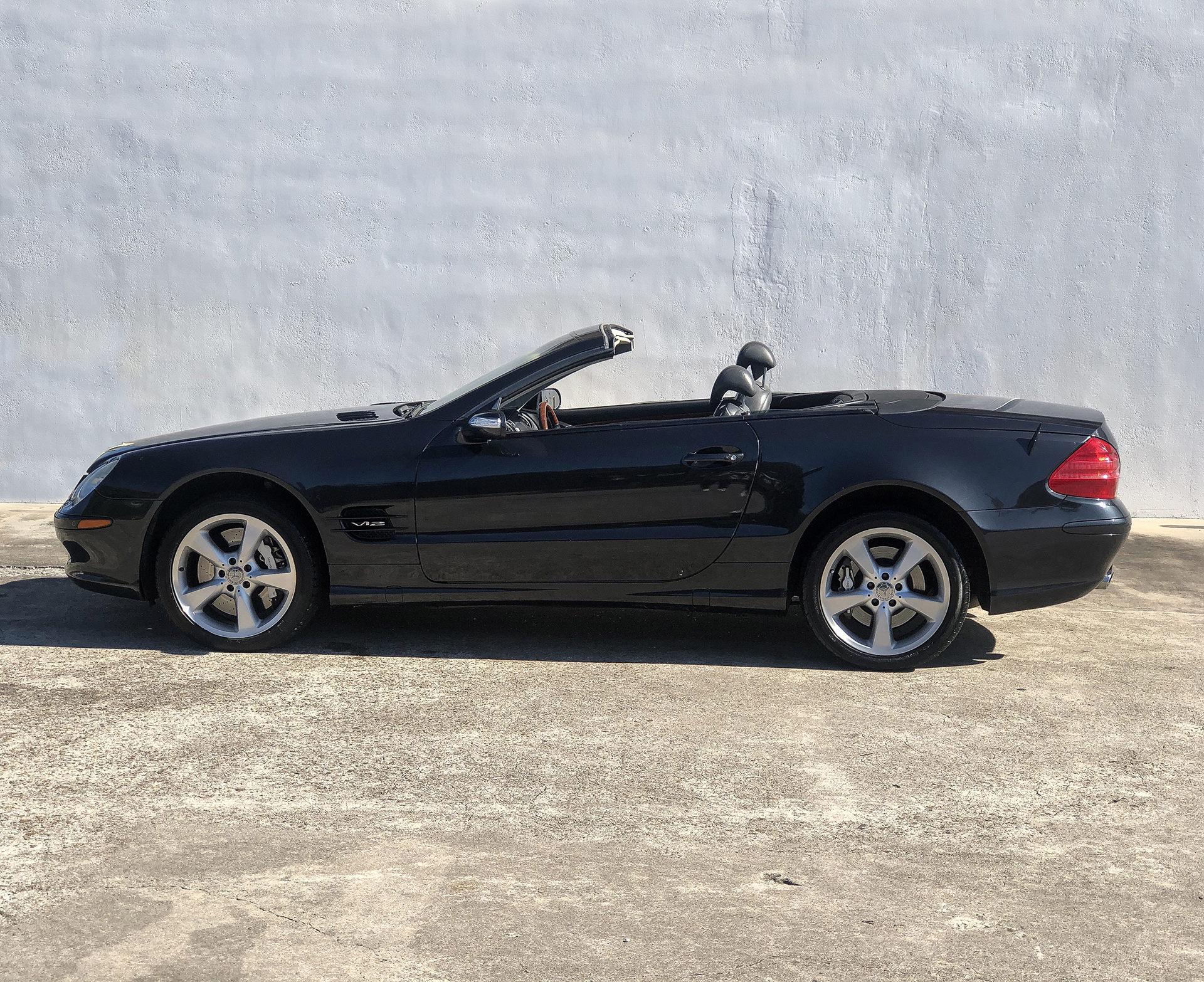 2004 Mercedes-Benz SL600 Roadster