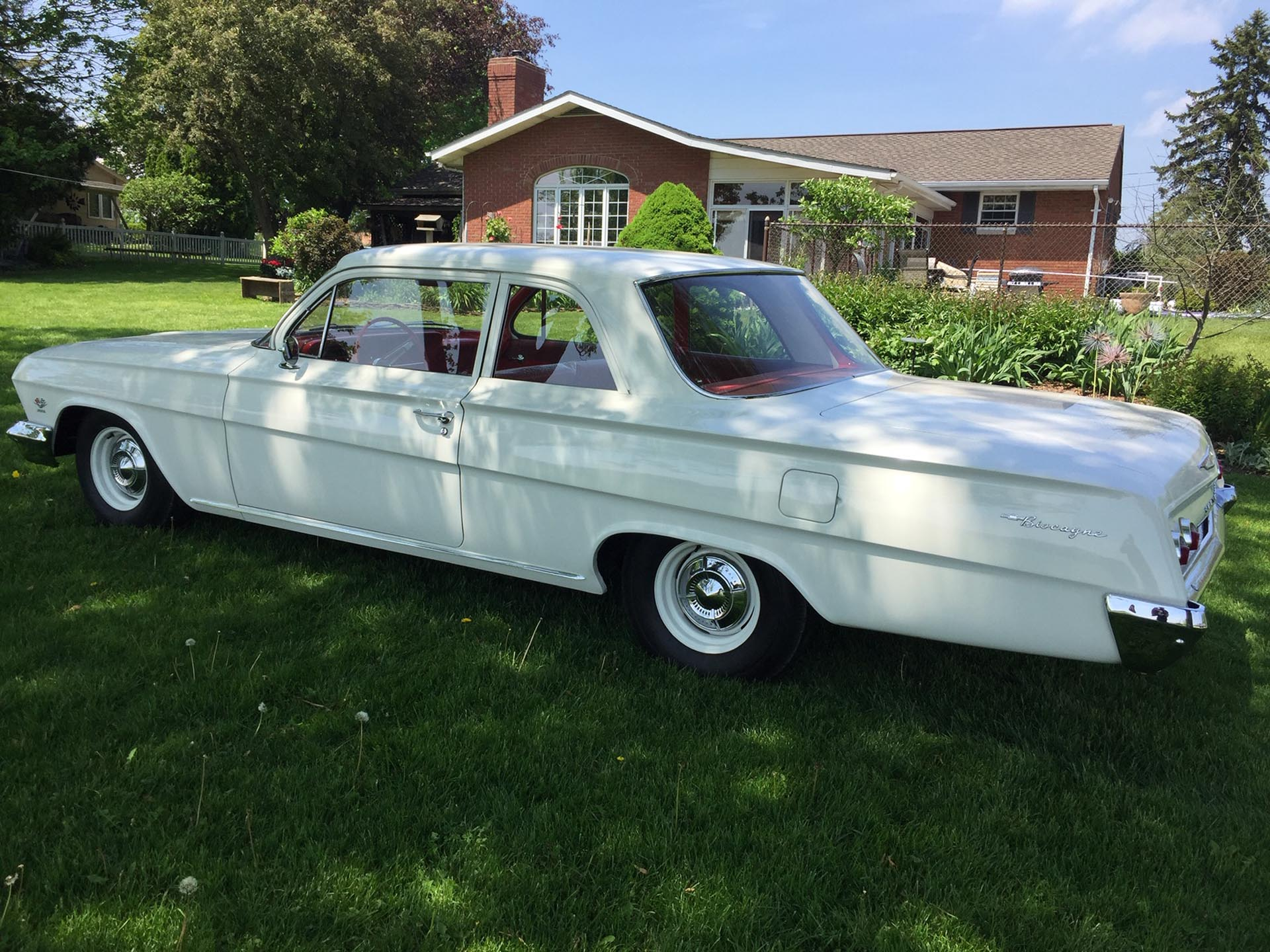 1962 Chevrolet  Biscayne Two-Door Sedan