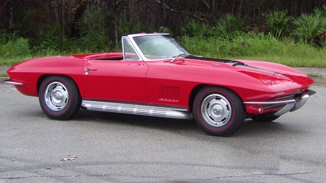 1967 Chevrolet  Corvette L89 Convertible