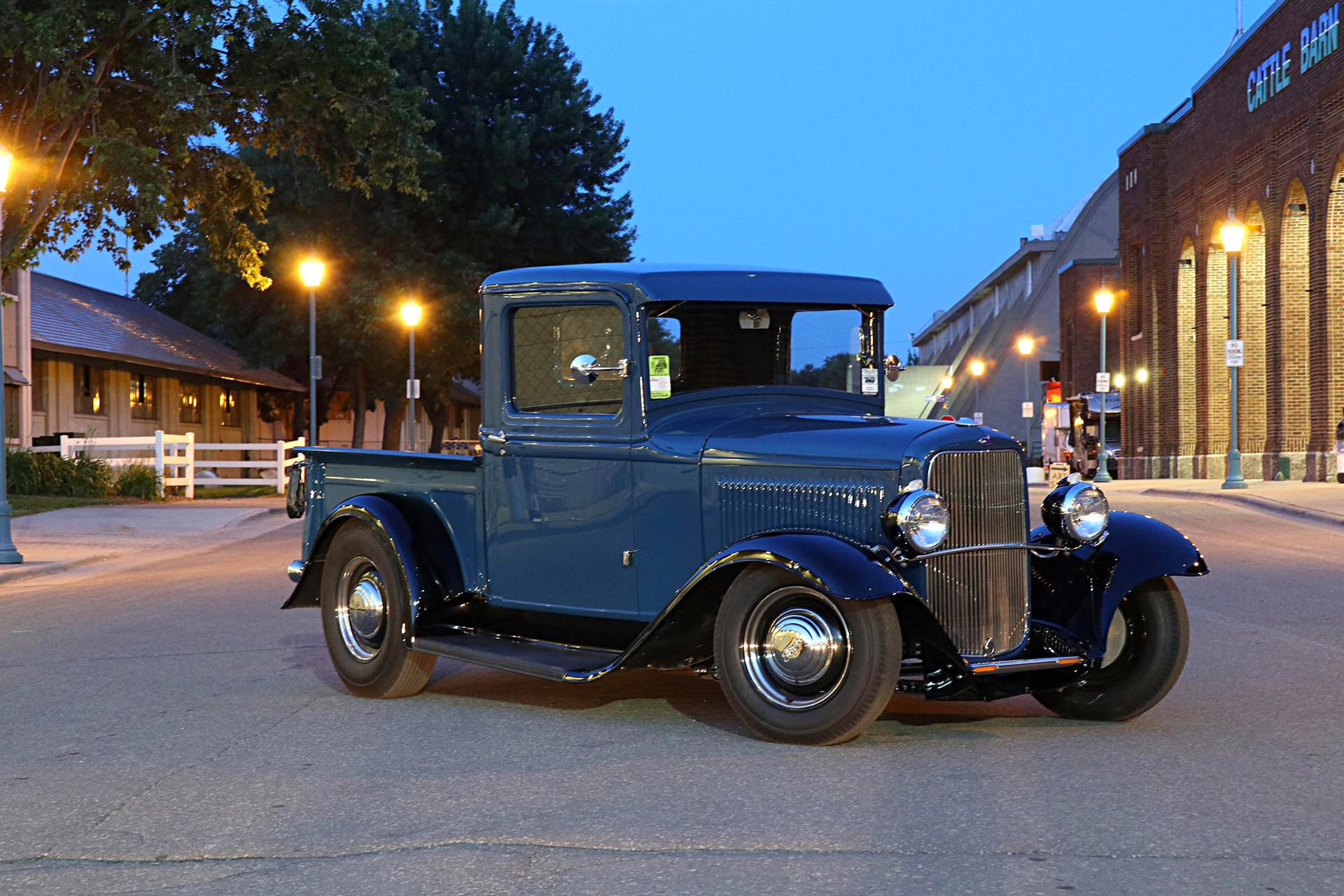 1932 Ford Model B Hot Rod Pickup
