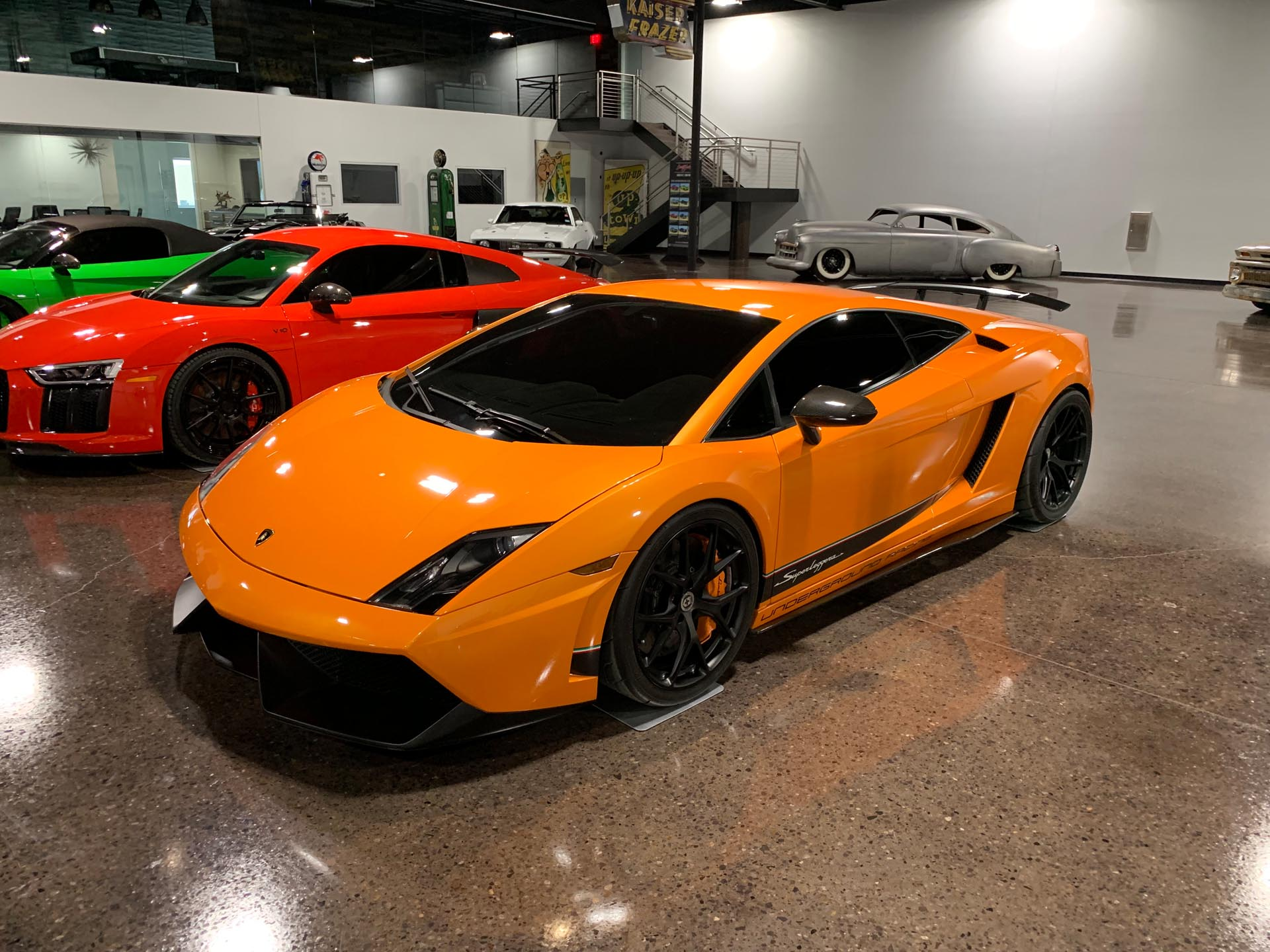 2012 Lamborghini Gallardo Superleggera Coupe