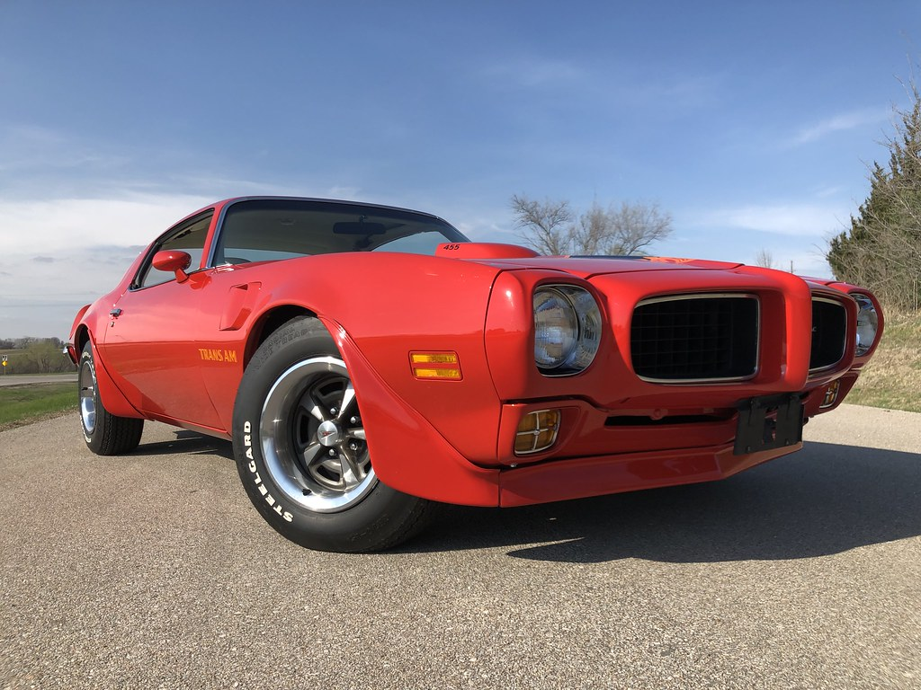 1973 Pontiac Trans Am Coupe