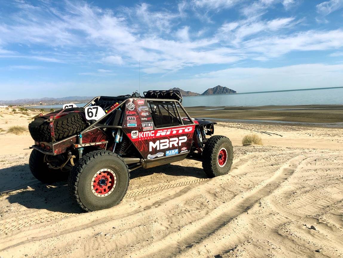 2018 Jimmy's Ultra 4 4x4 Race Truck