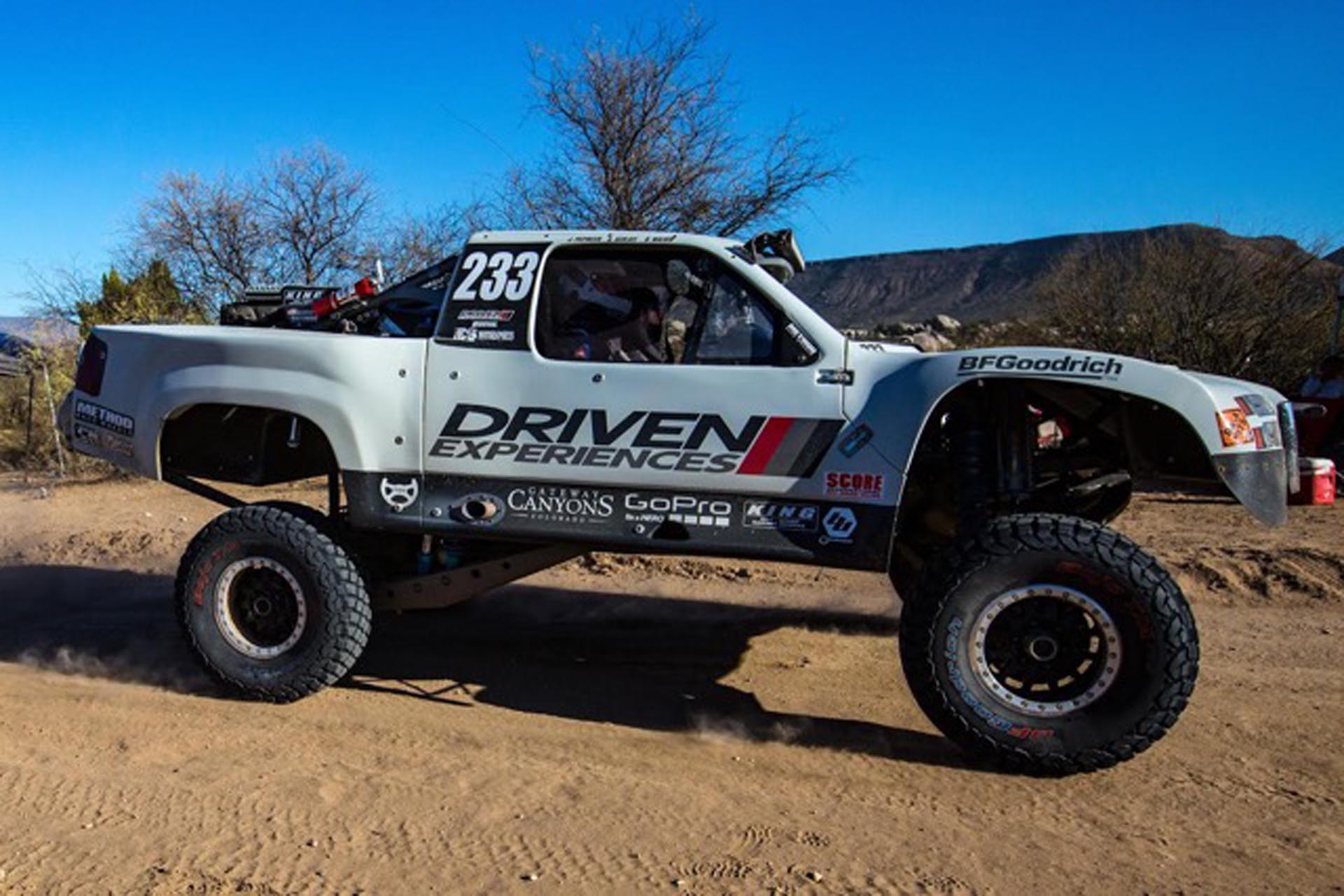 2015 Ford Raptor Trophy Truck
